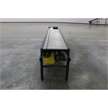"(3) Powered Roller Conveyer, 120""L x 20""W, 1 speed control, each with electric motor"