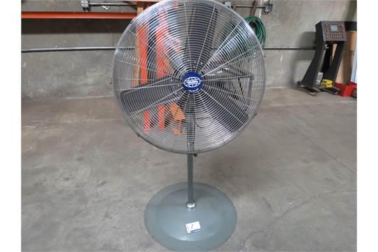 Global 30 39 39 Inch Pedestal Fan