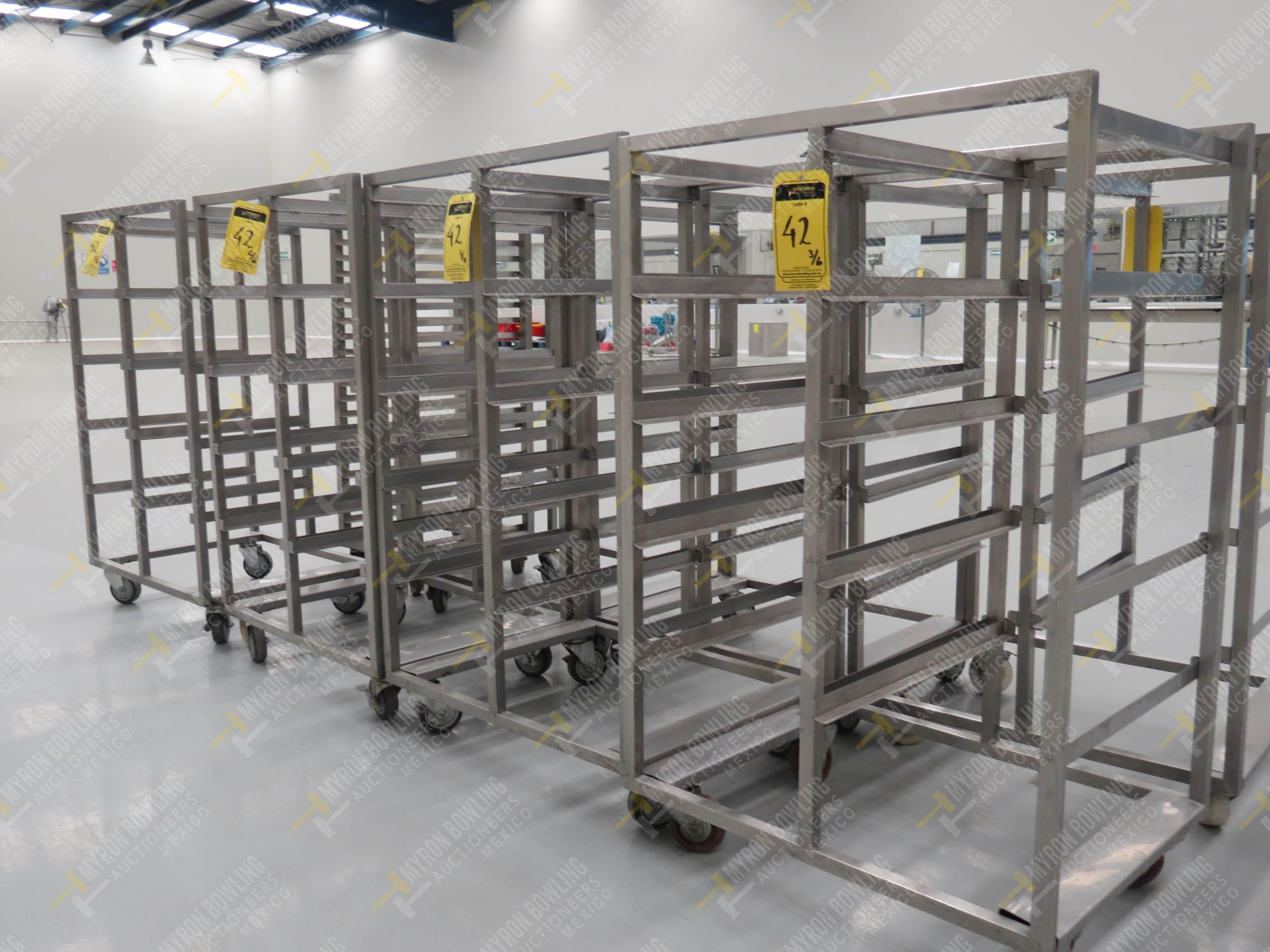Túnel de congelación de alimentos marca Criocabin, Modelo G130020, No. de Serie 29535666 … - Image 12 of 12