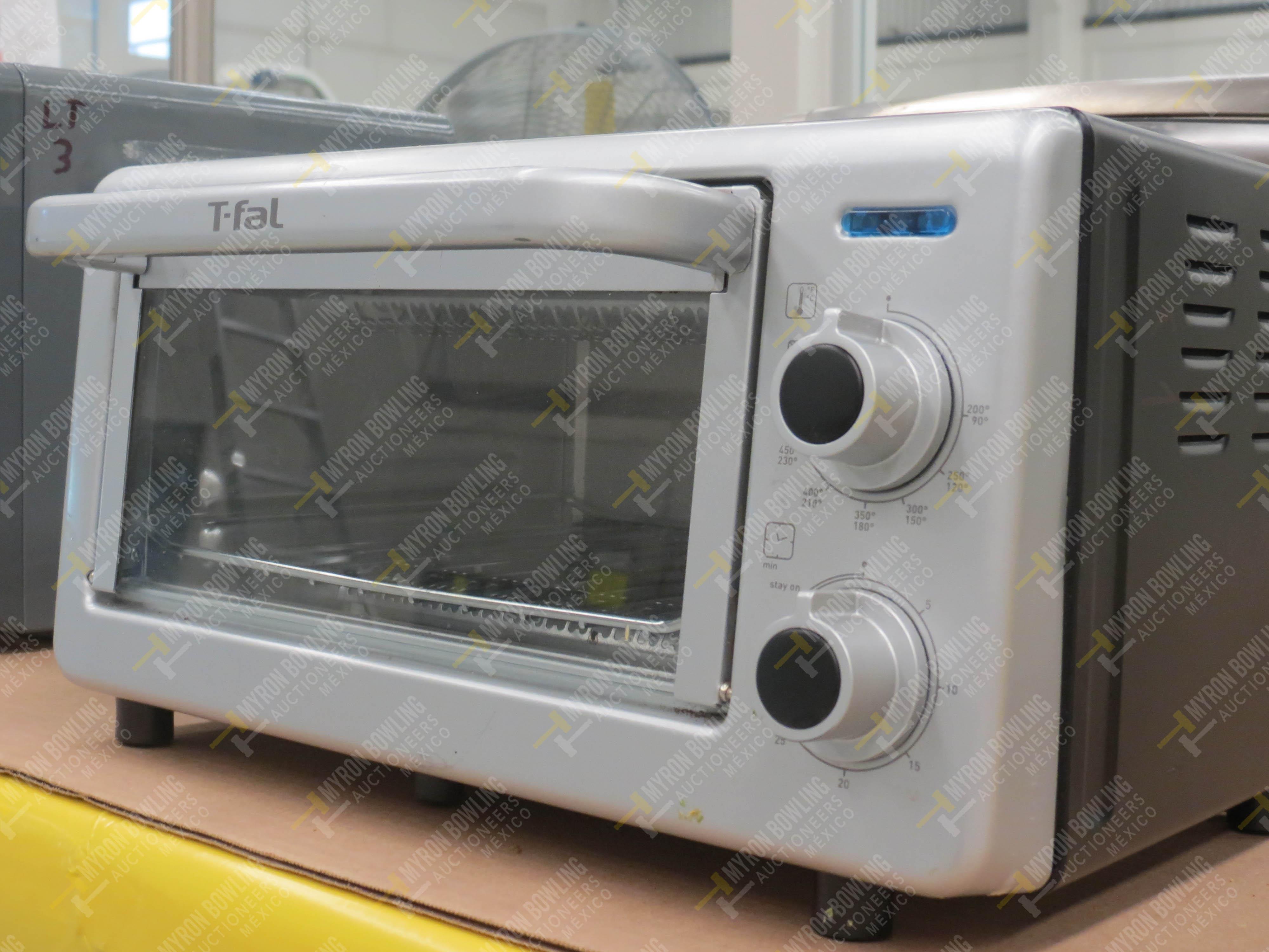 1 Horno eléctrico marca T-fal, Modelo OF160850 No. de Serie T066 y 1 Horno de microondas - Image 4 of 5
