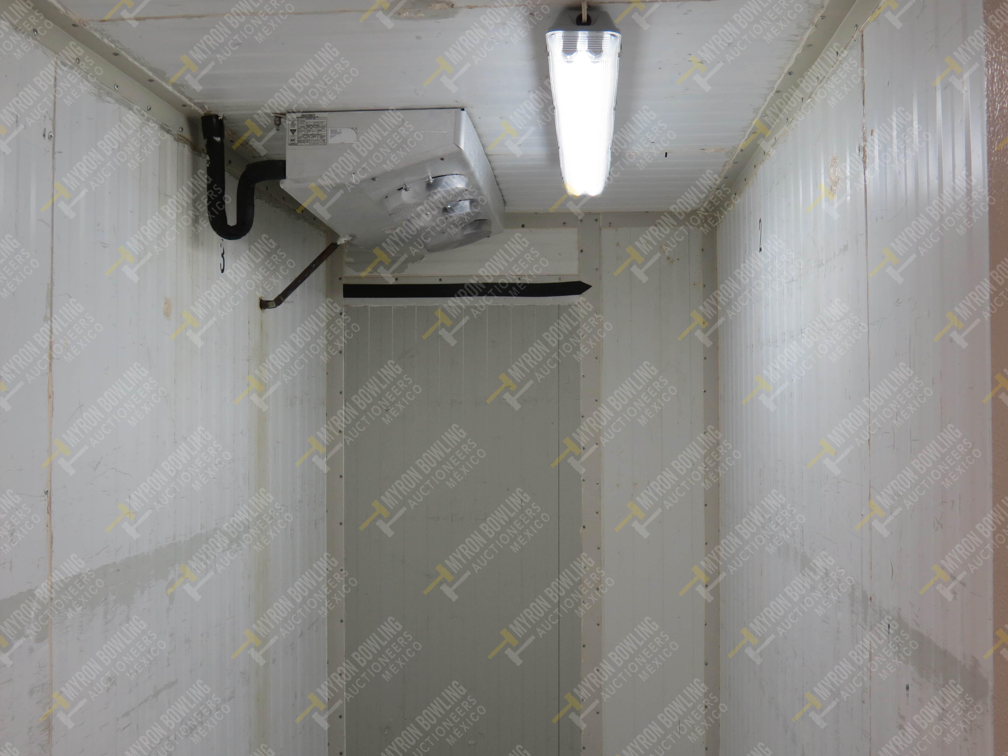 Cámara de conservación de alimentos marca Heatcraft, Modelo TL53BG, No. de Serie D07C01703 - Image 2 of 4