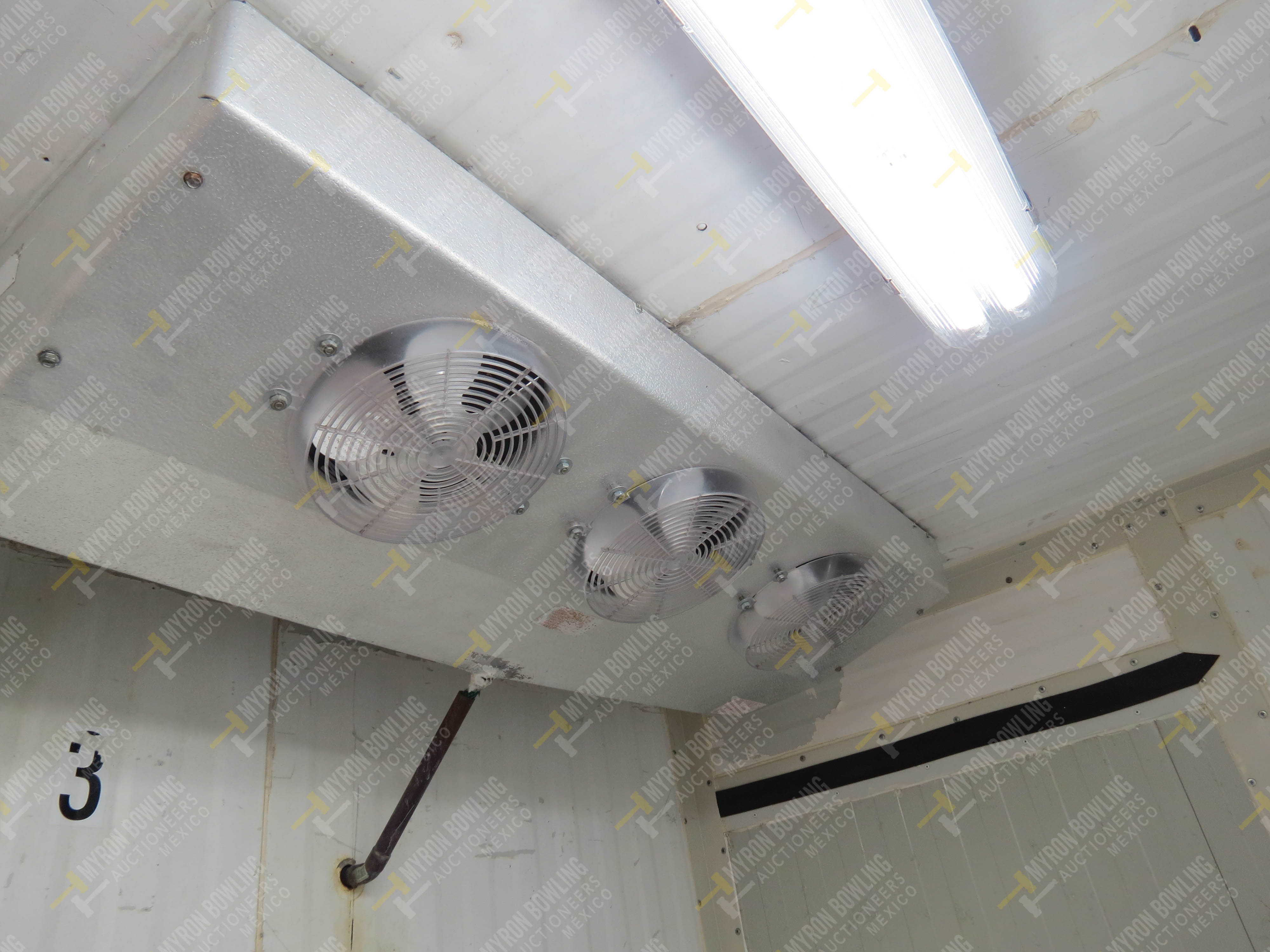 Cámara de conservación de alimentos marca Heatcraft, Modelo TL53BG, No. de Serie D07C01703 - Image 3 of 4