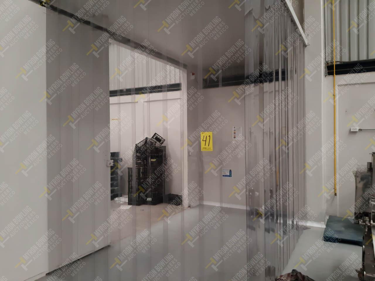 Cámara de refrigeración marca Krack, Modelo CSD-0301-L4K-133DD medidas 6.80 x 13.30 x 5.80 - Image 8 of 15