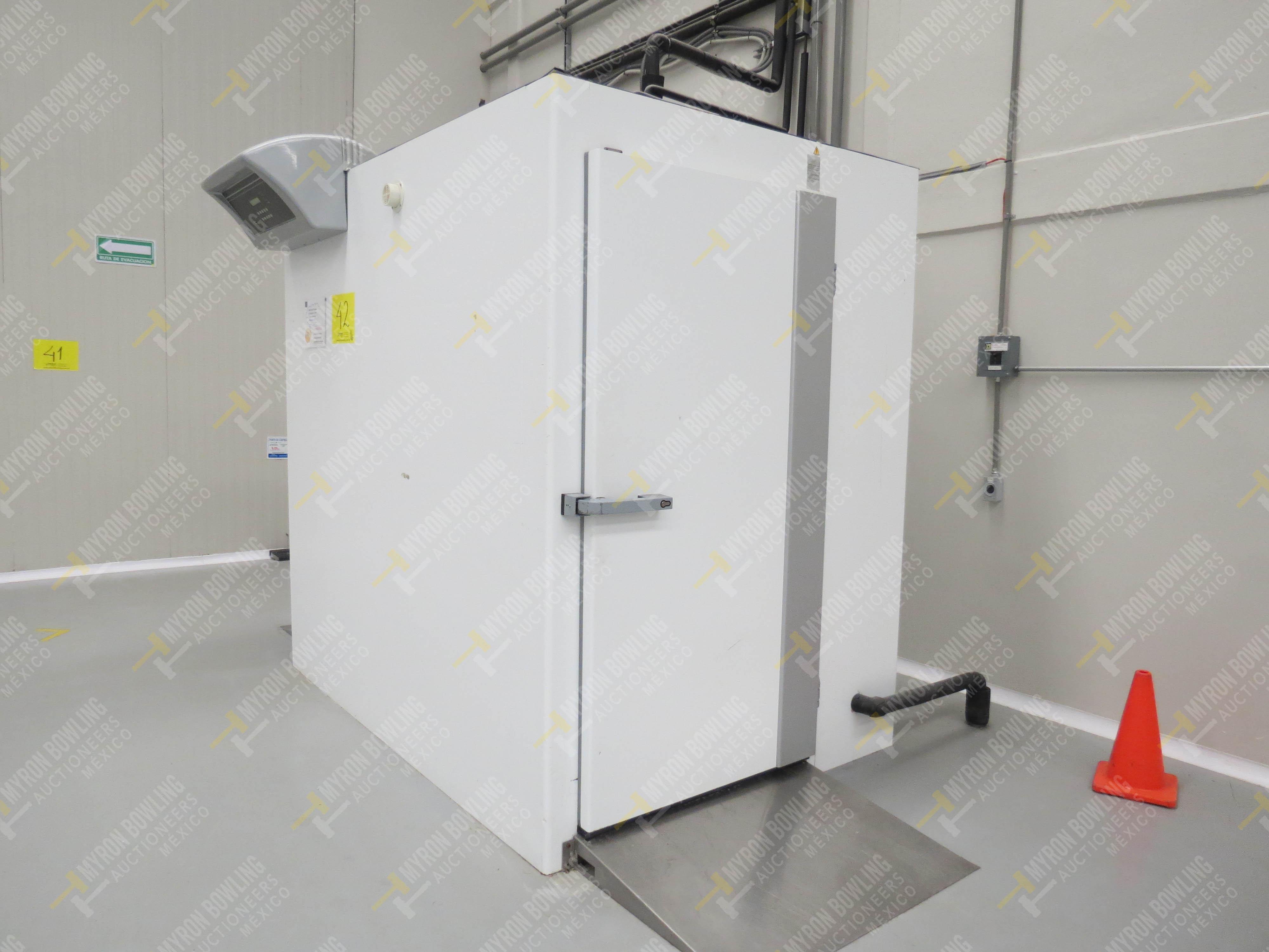 Túnel de congelación de alimentos marca Criocabin, Modelo G130020, No. de Serie 29535666 … - Image 2 of 12