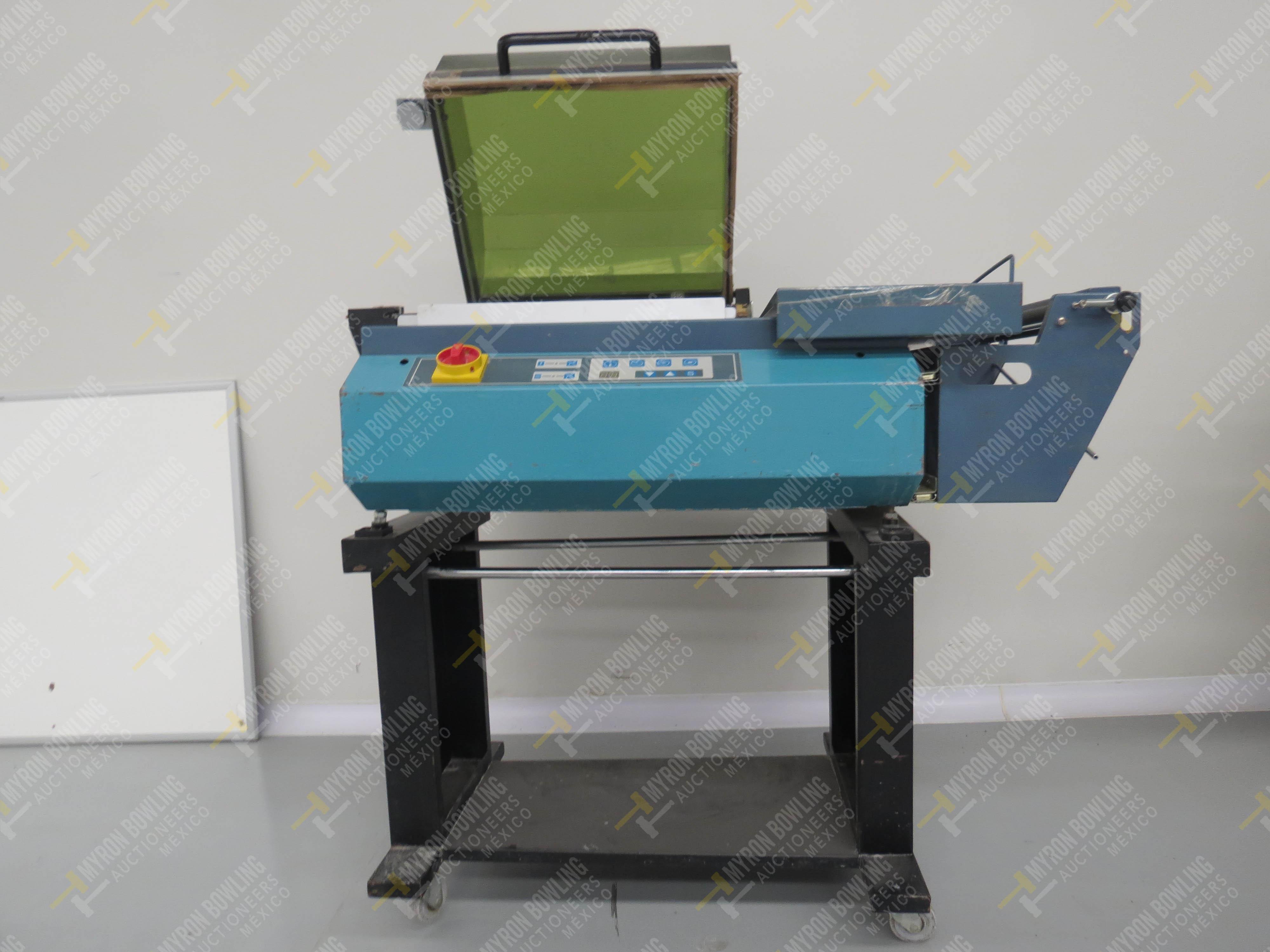 Máquina emplayadora Modelo EKH-346, No. de Serie 0601012B - Image 2 of 4