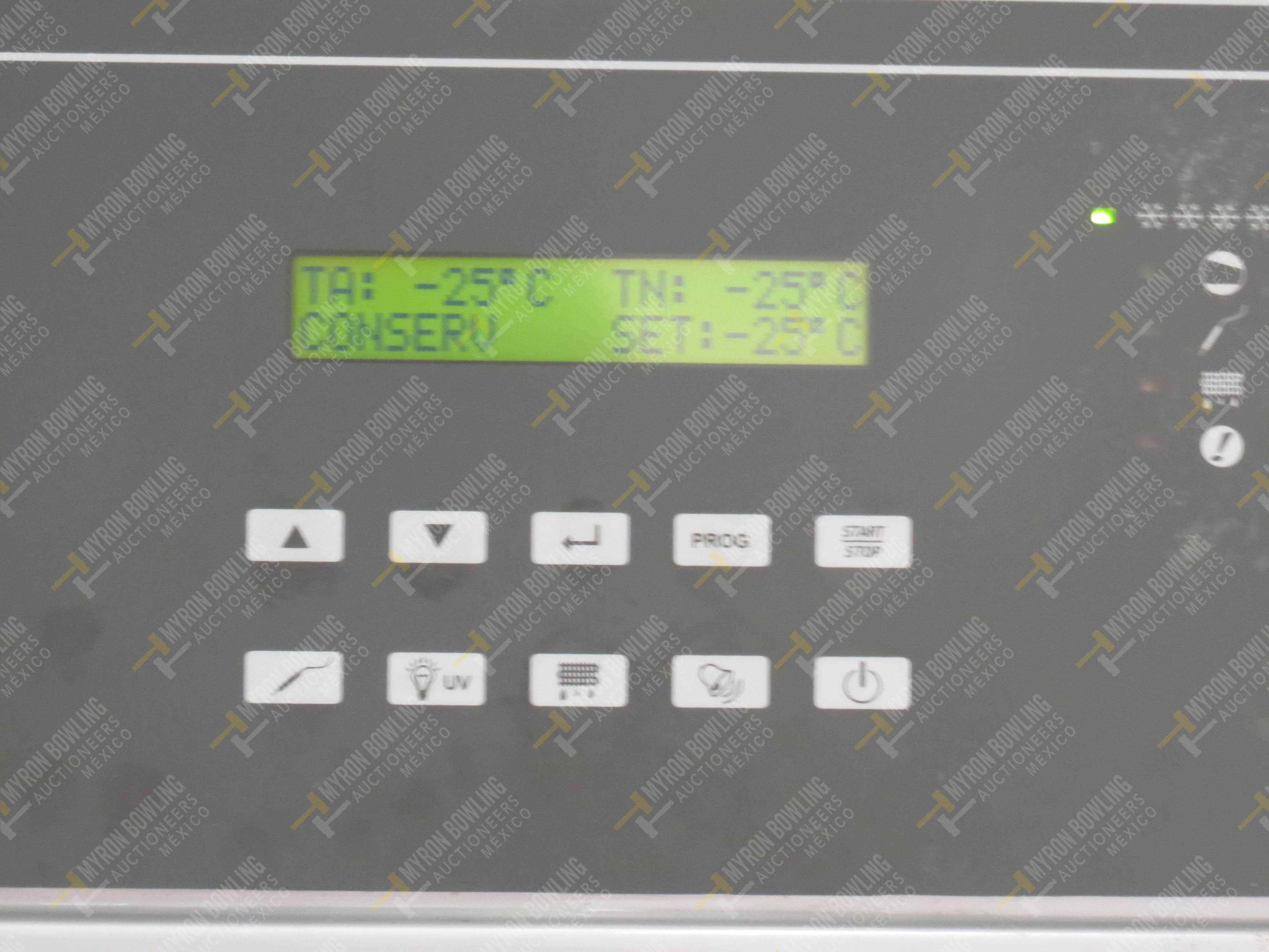 Túnel de congelación de alimentos marca Criocabin, Modelo G130020, No. de Serie 29535666 … - Image 3 of 12