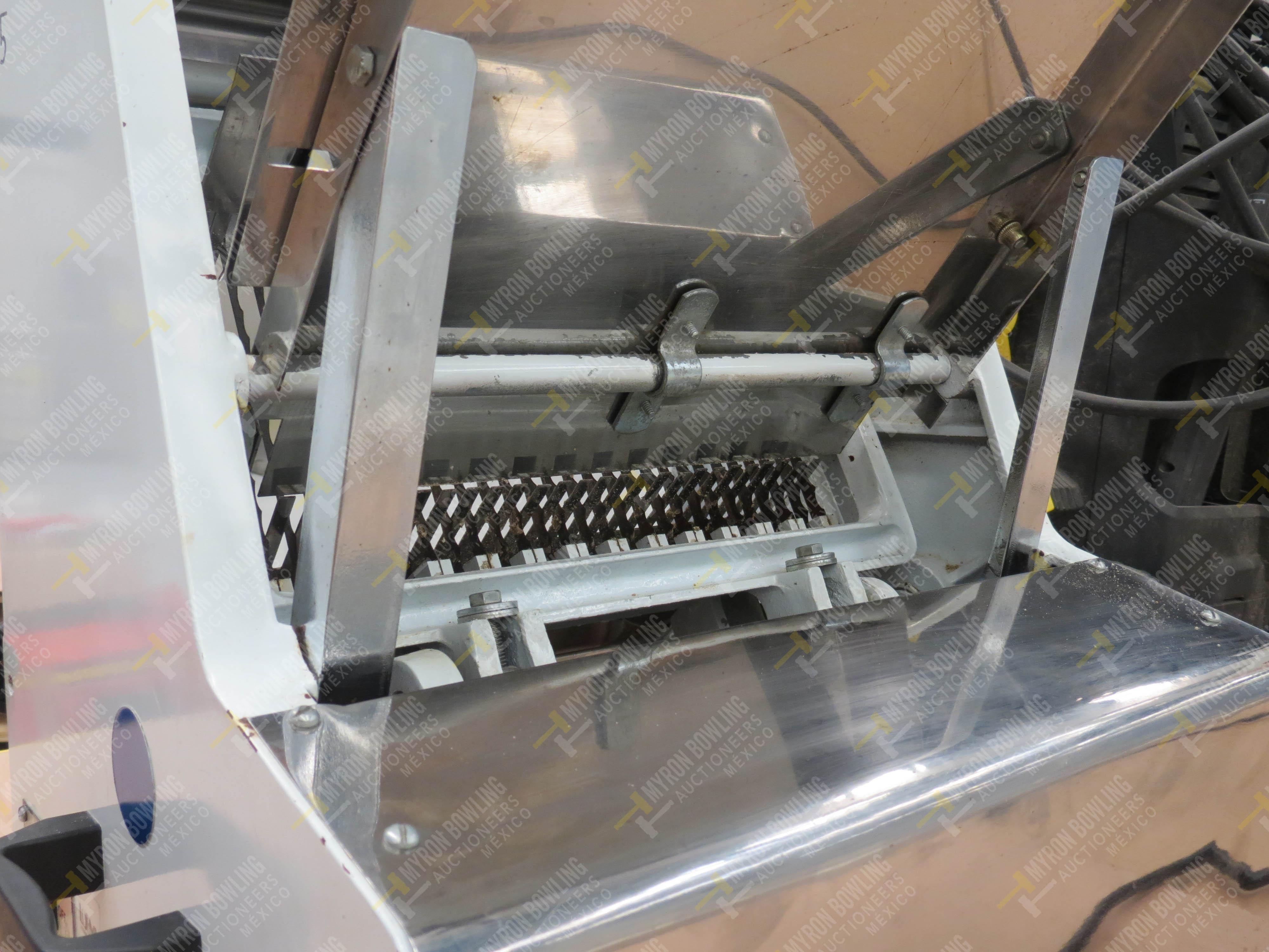 Rebanadora de pan de caja marca Inbest, Modelo 85081512, No. de Serie 639387, año 2006 - Image 5 of 5
