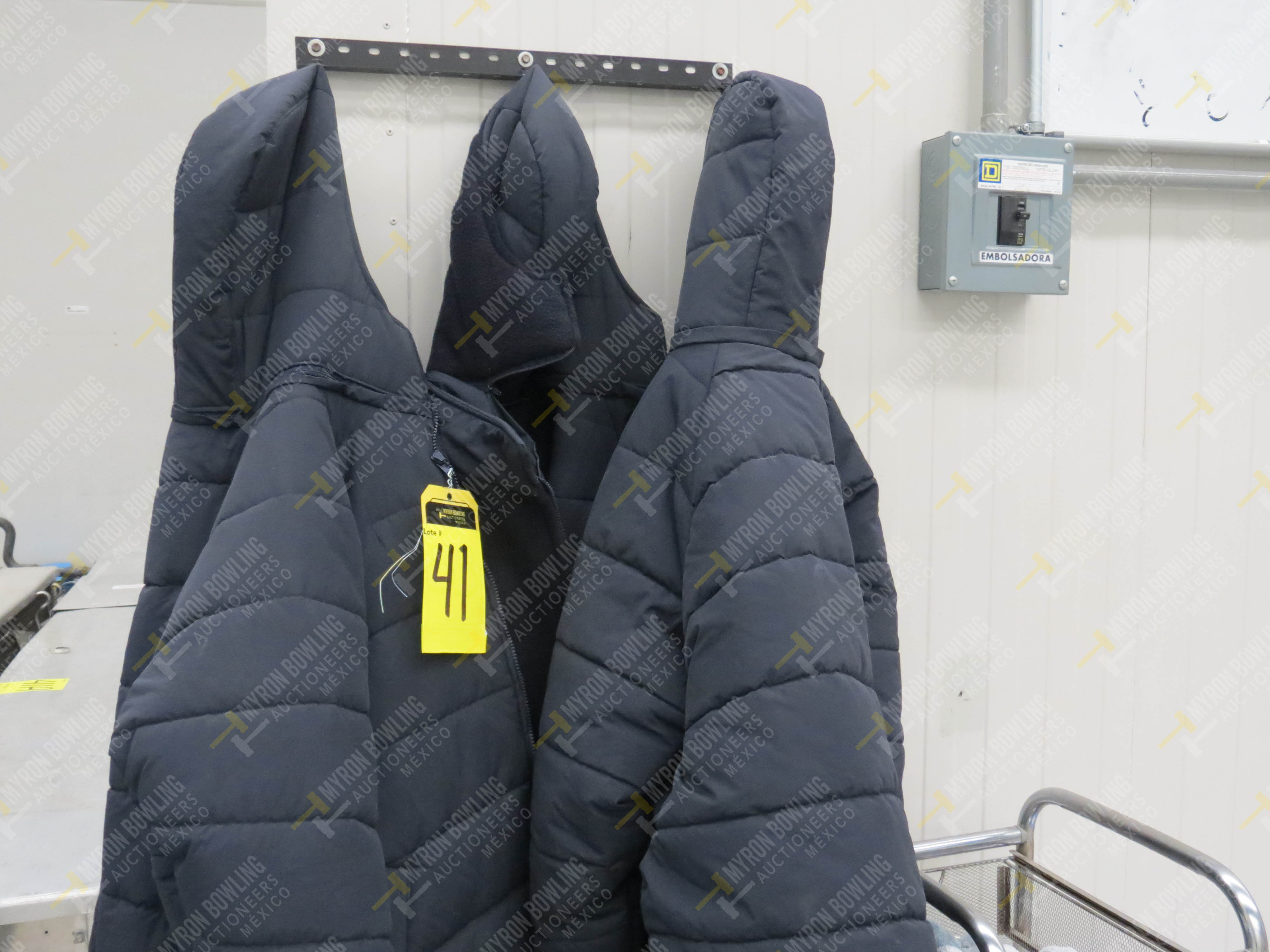 Cámara de refrigeración marca Krack, Modelo CSD-0301-L4K-133DD medidas 6.80 x 13.30 x 5.80 - Image 11 of 15