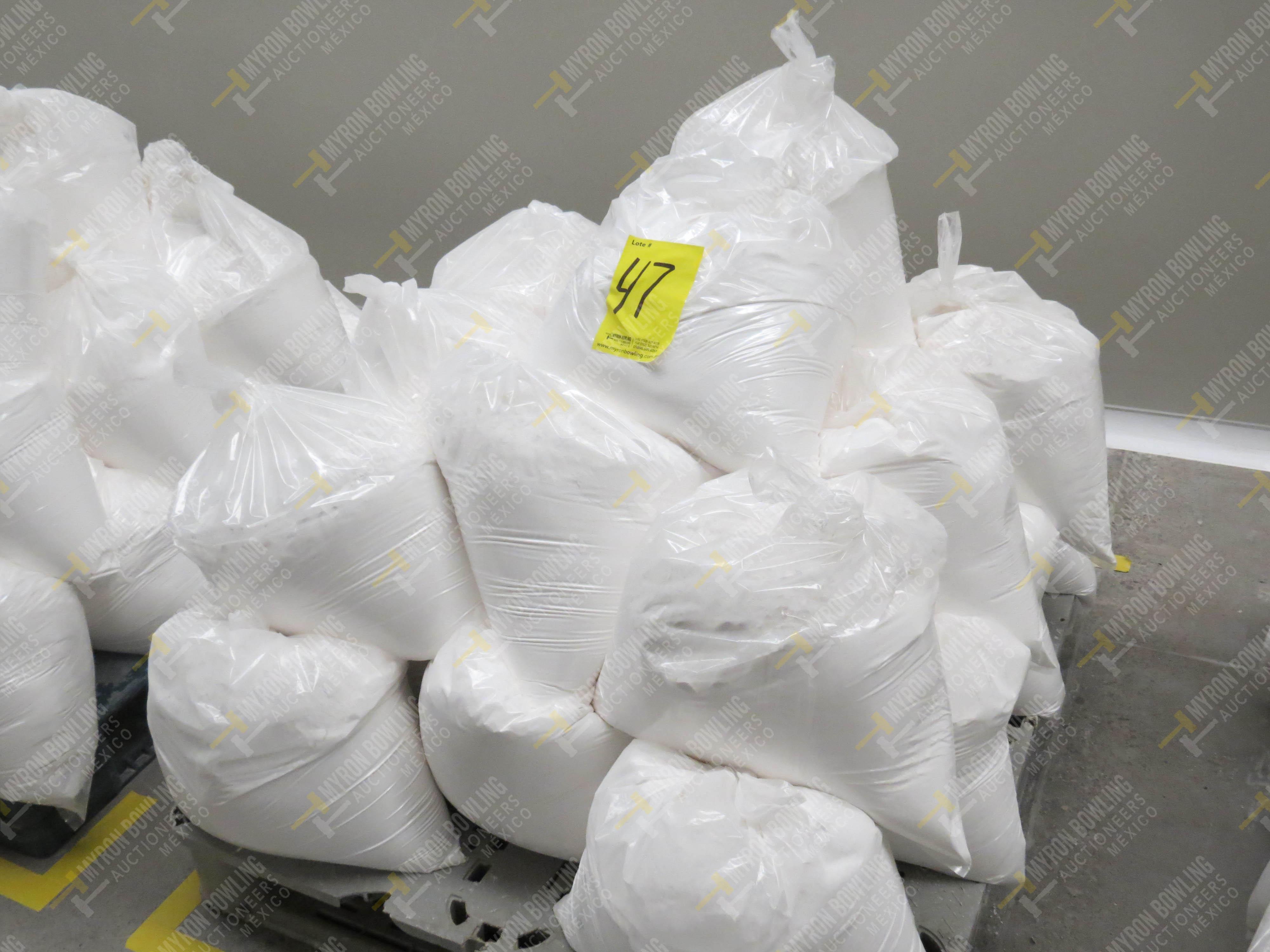 Lote de 7 tarimas de Almidón de yuca cernido aproximadamente 1.5 toneladas, una tarima … - Image 4 of 8