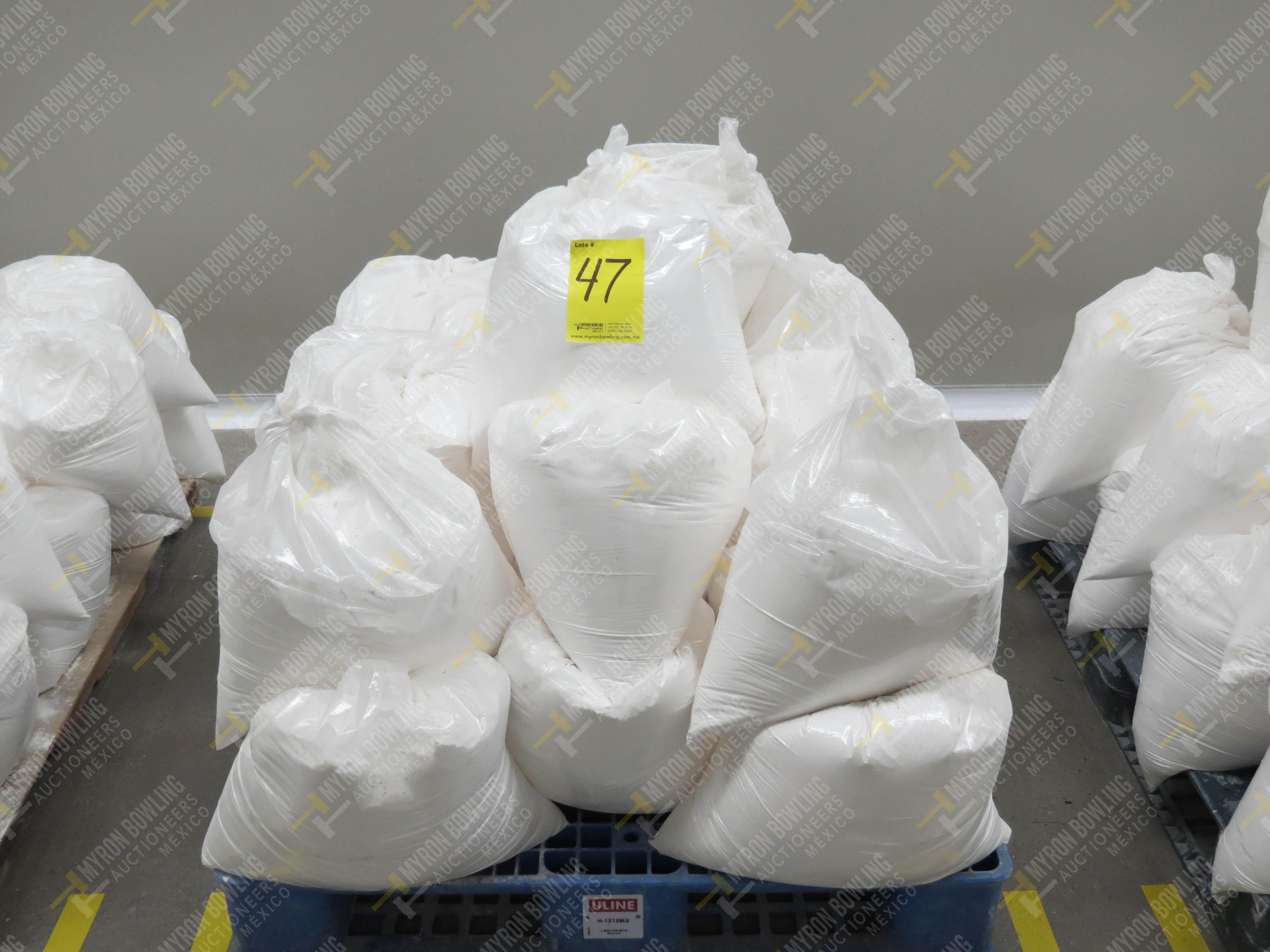 Lote de 7 tarimas de Almidón de yuca cernido aproximadamente 1.5 toneladas, una tarima … - Image 2 of 8