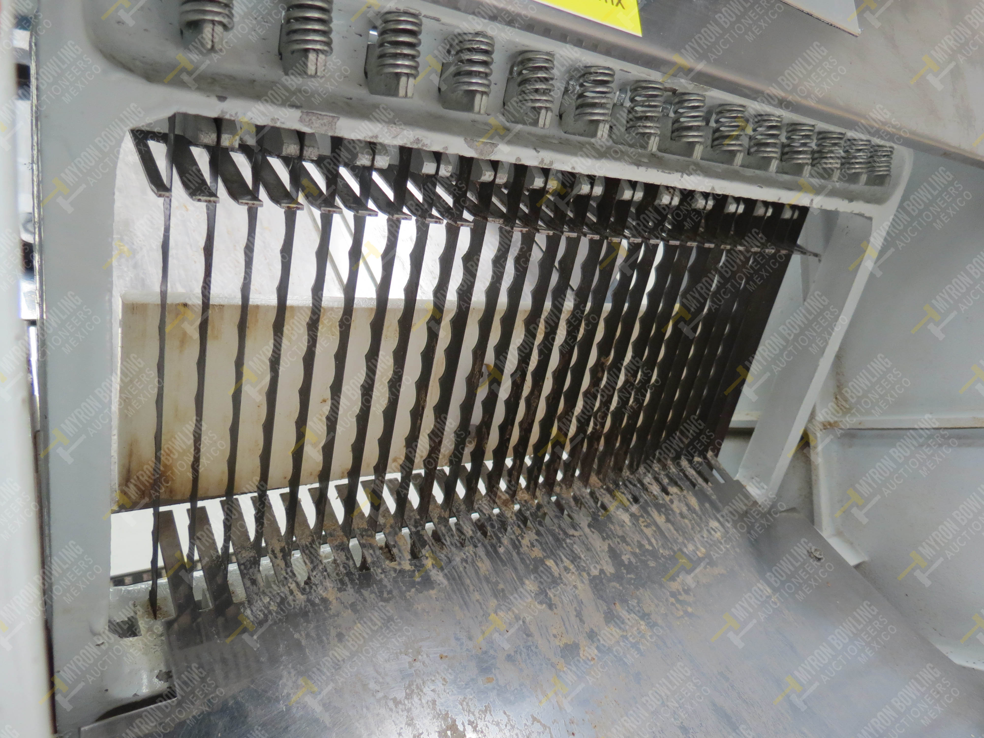 Rebanadora de pan de caja marca Inbest, Modelo 85081512, No. de Serie 639387, año 2006 - Image 4 of 5
