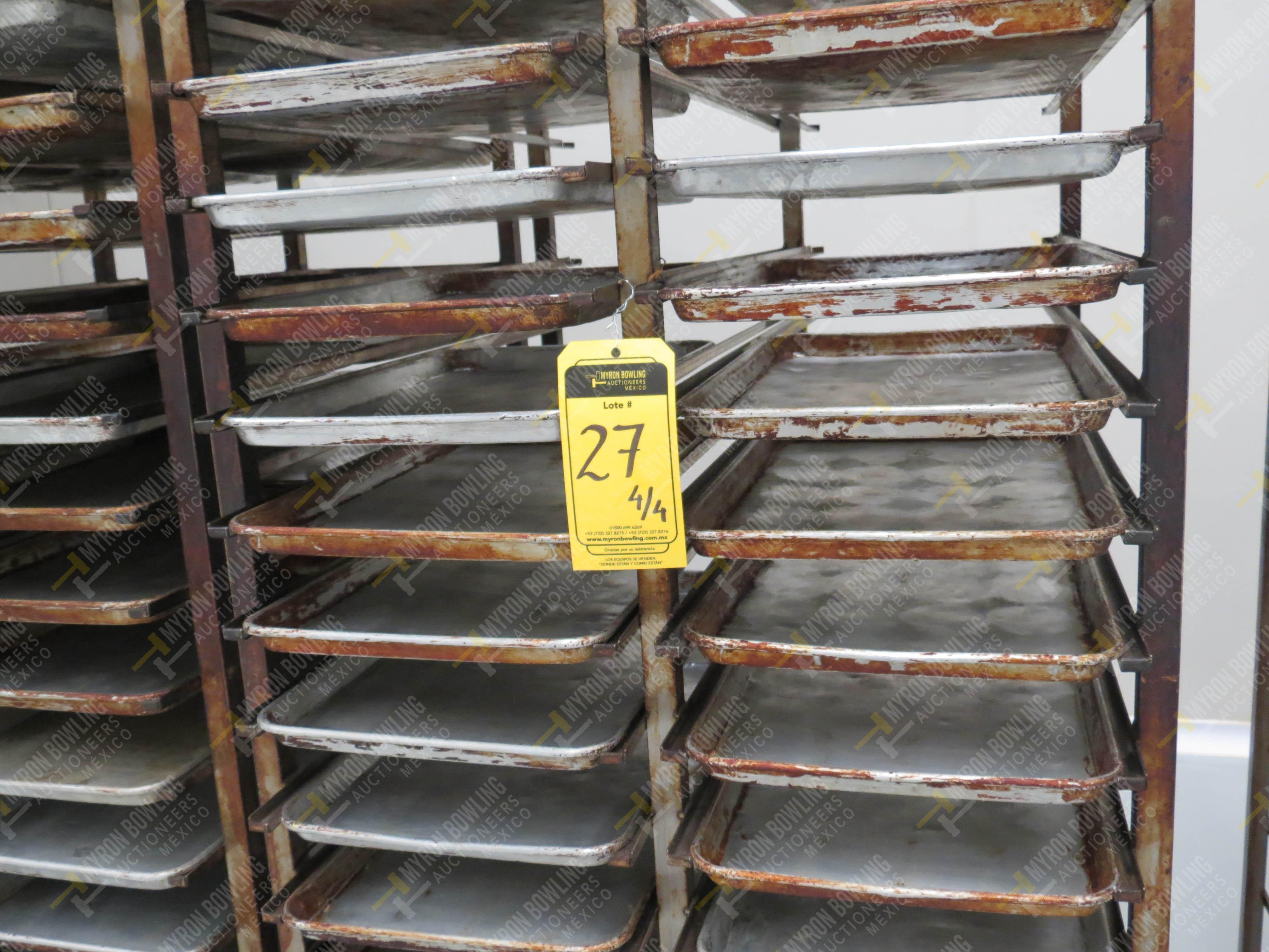 Horno giratorio a gas marca Europan, Modelo LFRN66X92, No. de Serie 6397, año 2007 ... - Image 12 of 13