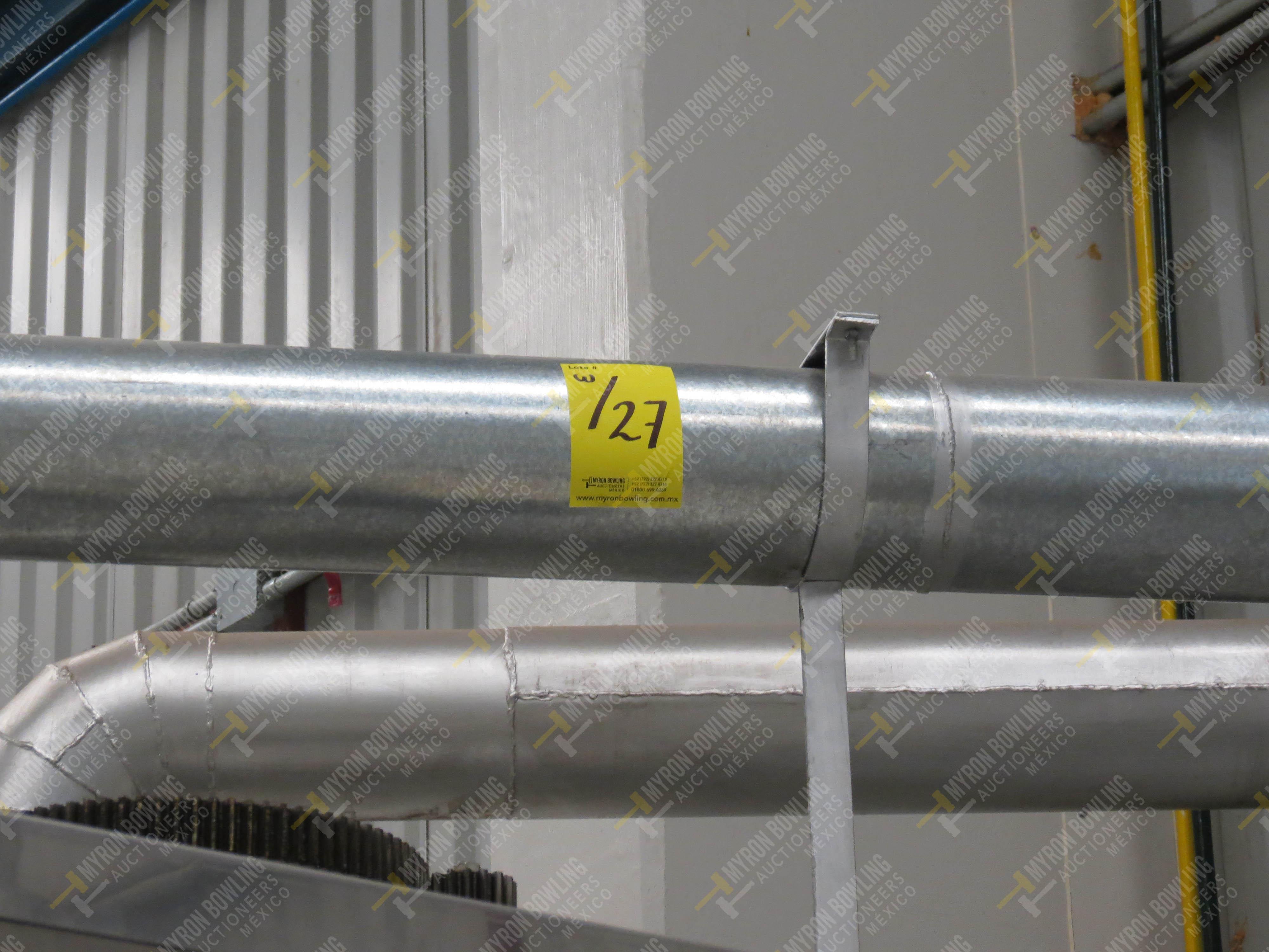 Horno giratorio a gas marca Europan, Modelo LFRN66X92, No. de Serie 6397, año 2007 ... - Image 13 of 13
