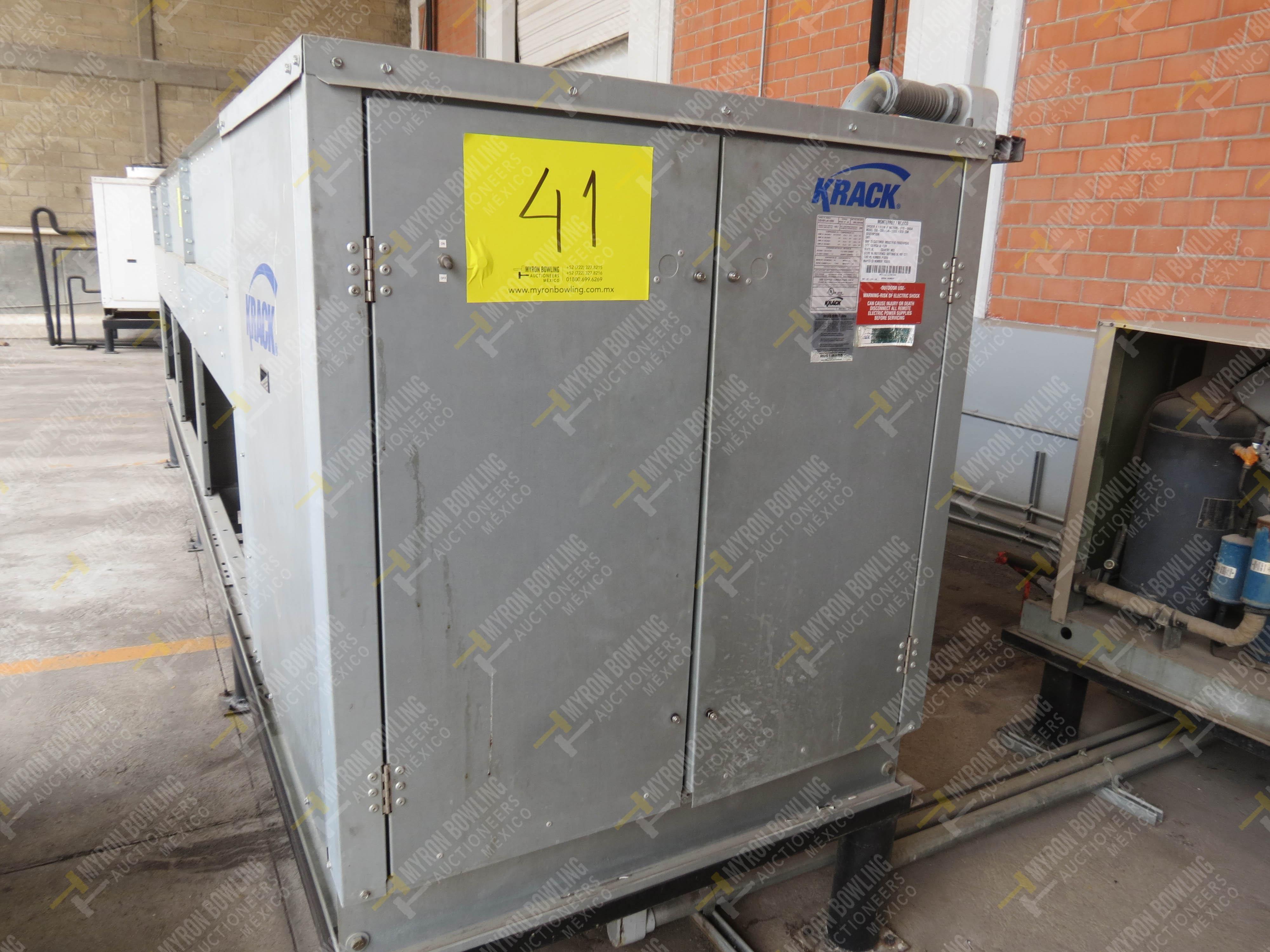 Cámara de refrigeración marca Krack, Modelo CSD-0301-L4K-133DD medidas 6.80 x 13.30 x 5.80 - Image 15 of 15