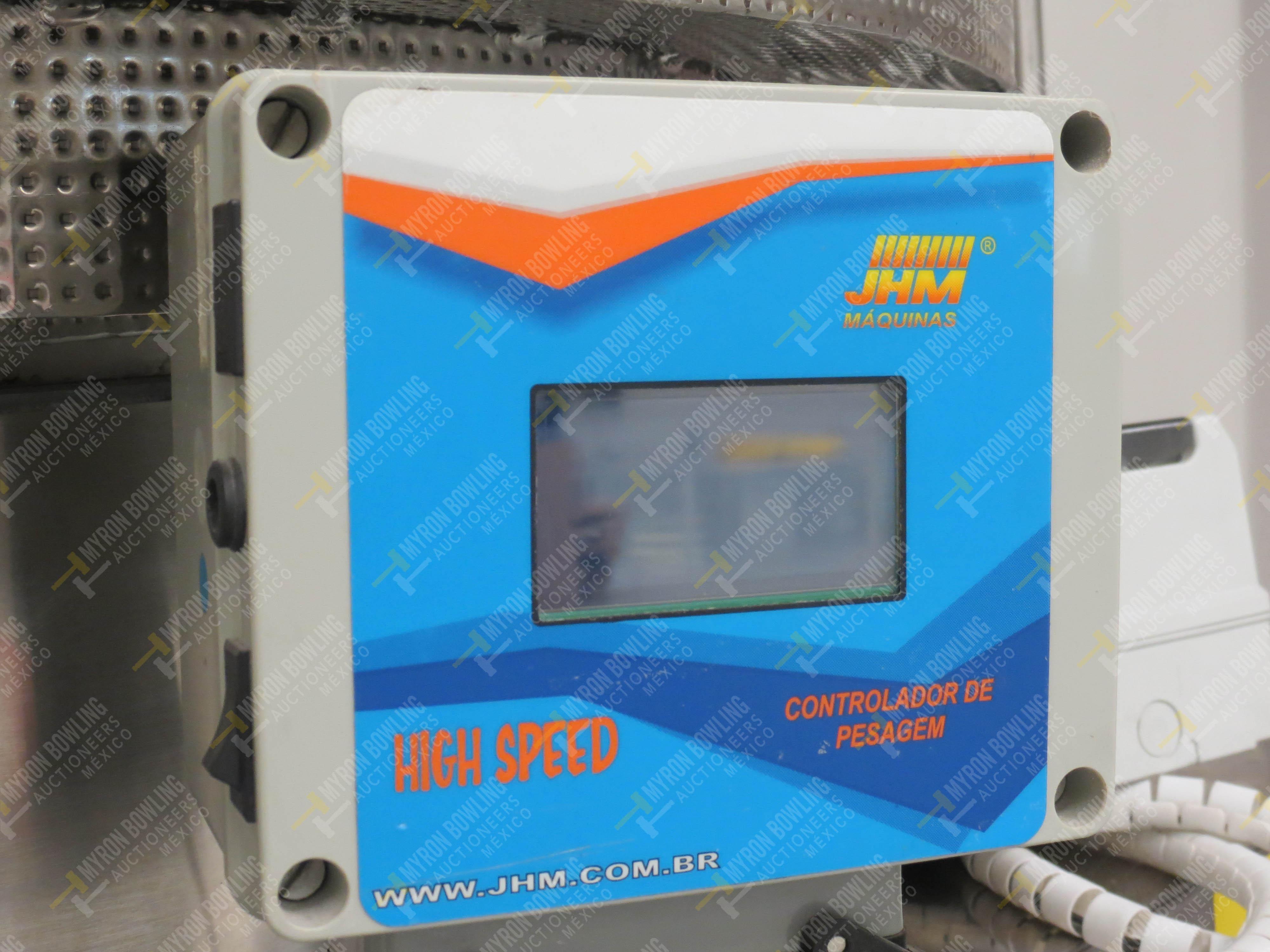 Pesadora automática de precisión marca JHM Máquinas, Modelo Maximatic CLP 3000 Incluye … - Image 4 of 5