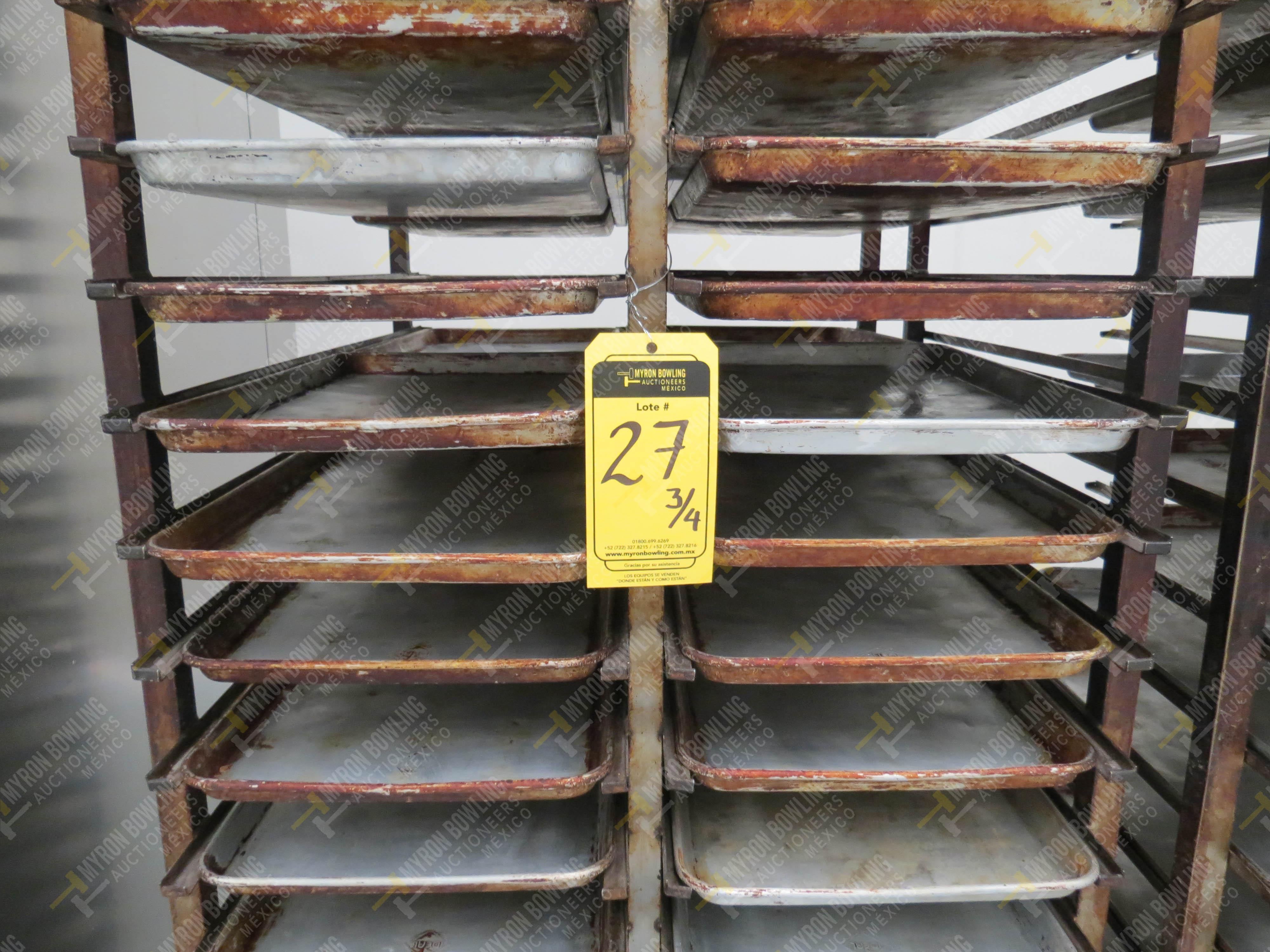 Horno giratorio a gas marca Europan, Modelo LFRN66X92, No. de Serie 6397, año 2007 ... - Image 10 of 13