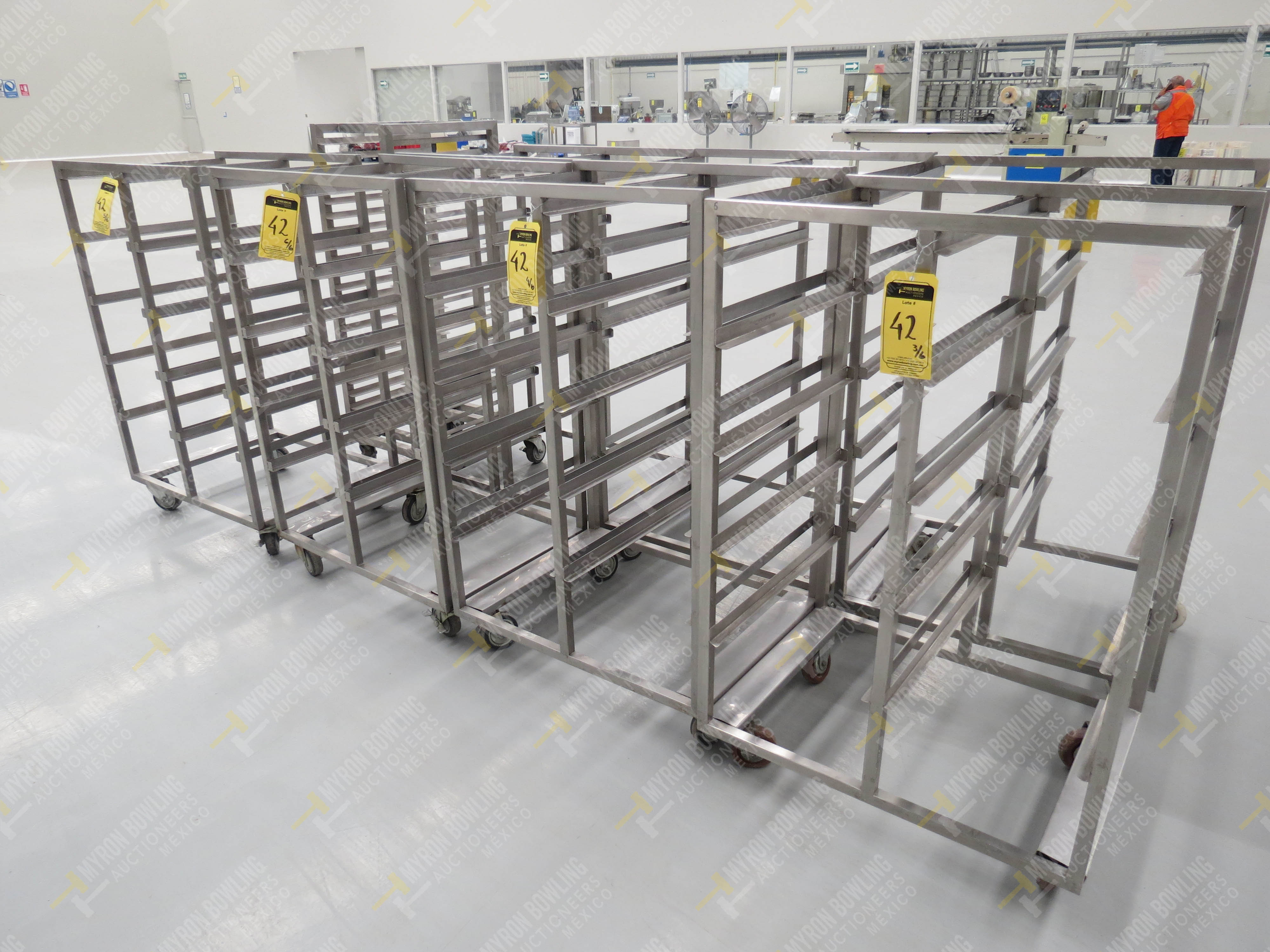 Túnel de congelación de alimentos marca Criocabin, Modelo G130020, No. de Serie 29535666 … - Image 7 of 12