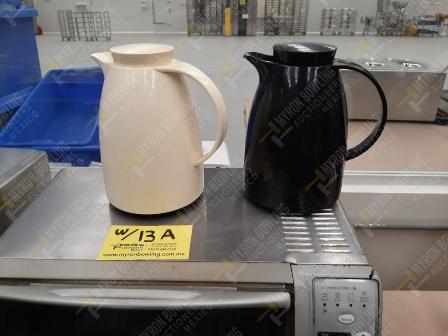 Artículos de cocina varios: extractor de jugos, 12 sartenes de diferentes capacidades - Image 8 of 8