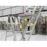Escalera tipo tijera marca Louisville de aluminio alturas 1.75 cm y escalera tipo tijera …