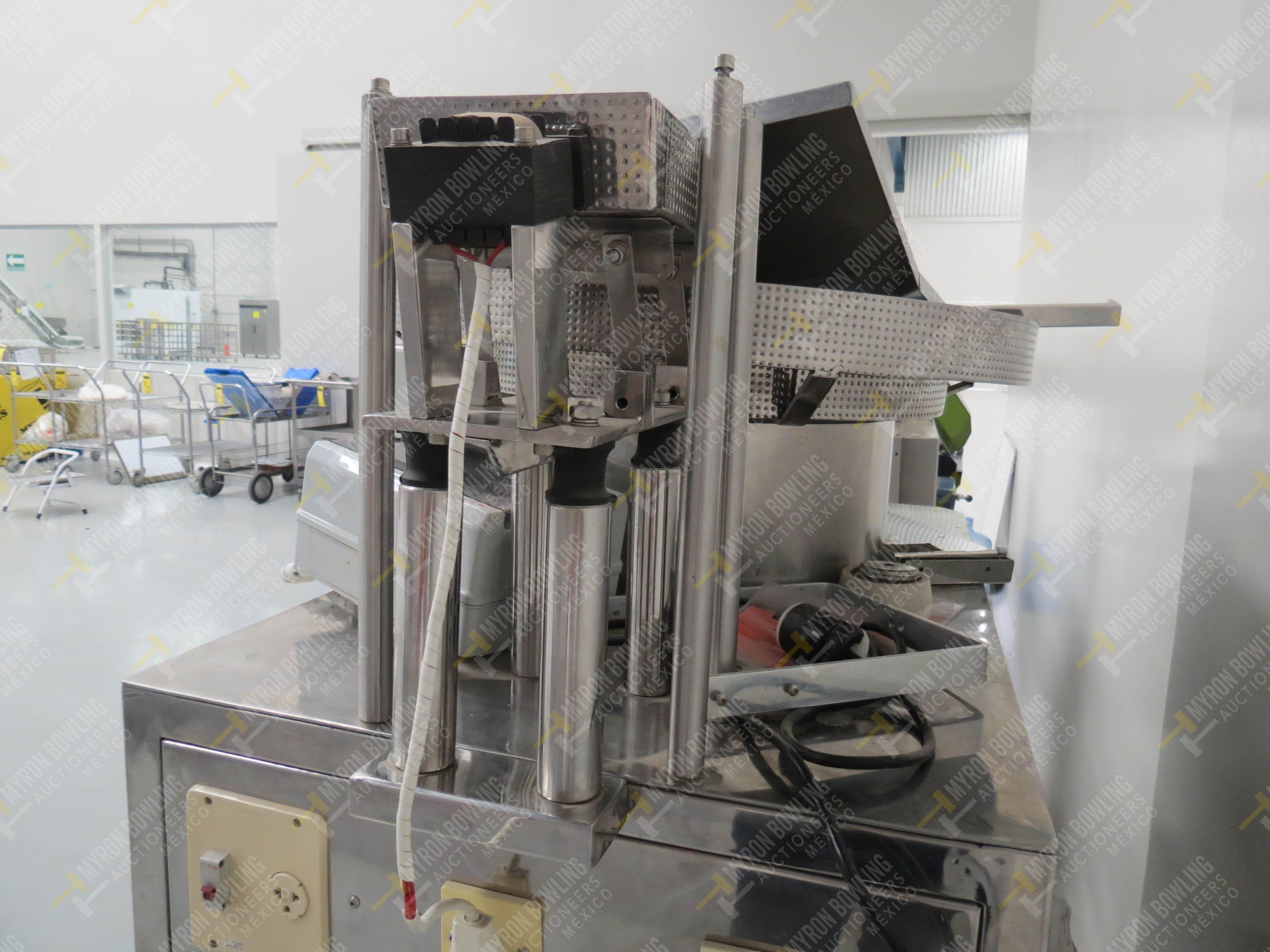 Pesadora automática de precisión marca JHM Máquinas, Modelo Maximatic CLP 3000 Incluye … - Image 3 of 5