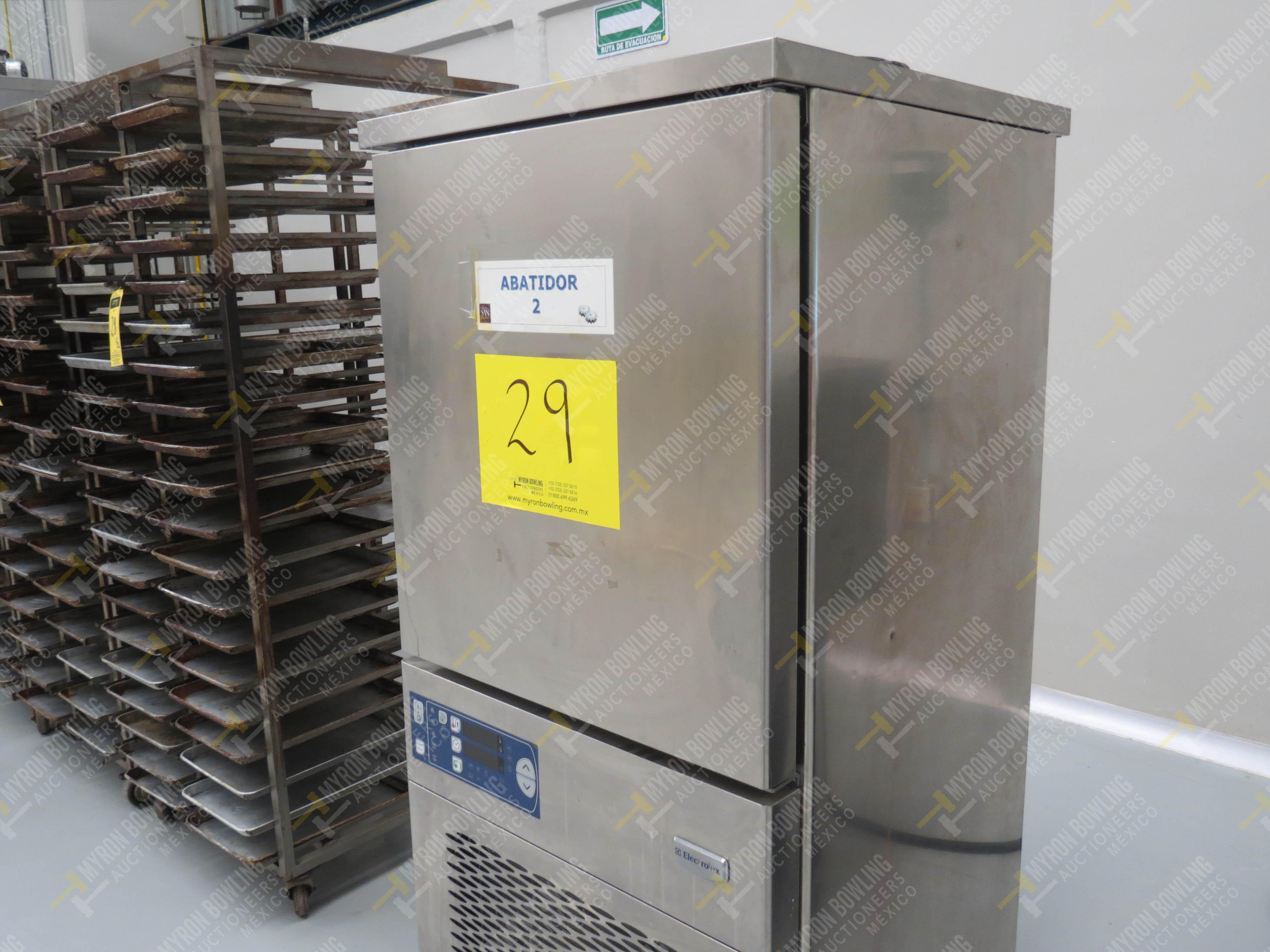 Abatidor de temperatura marca Electrolux - Image 2 of 5