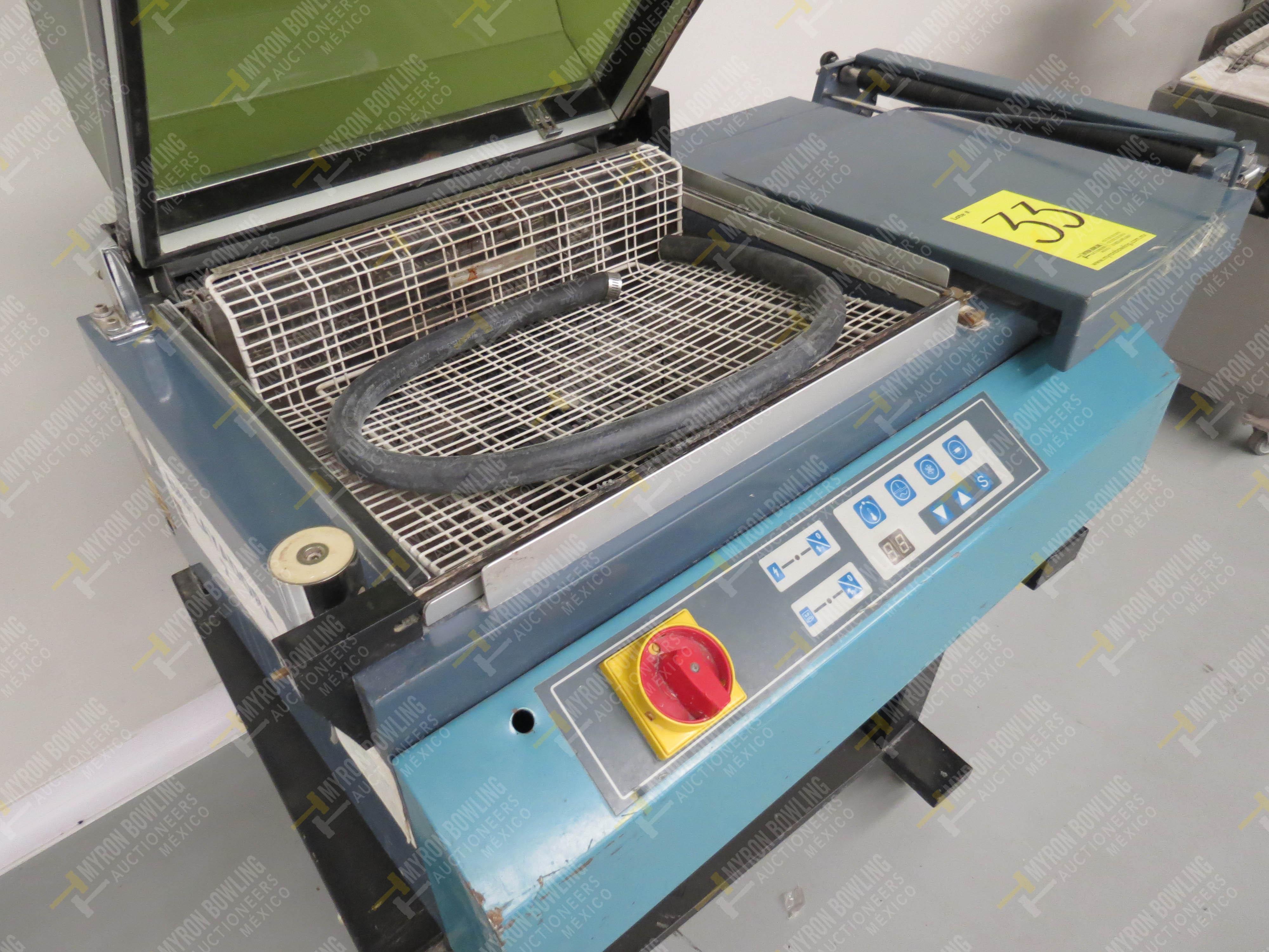 Máquina emplayadora Modelo EKH-346, No. de Serie 0601012B - Image 4 of 4