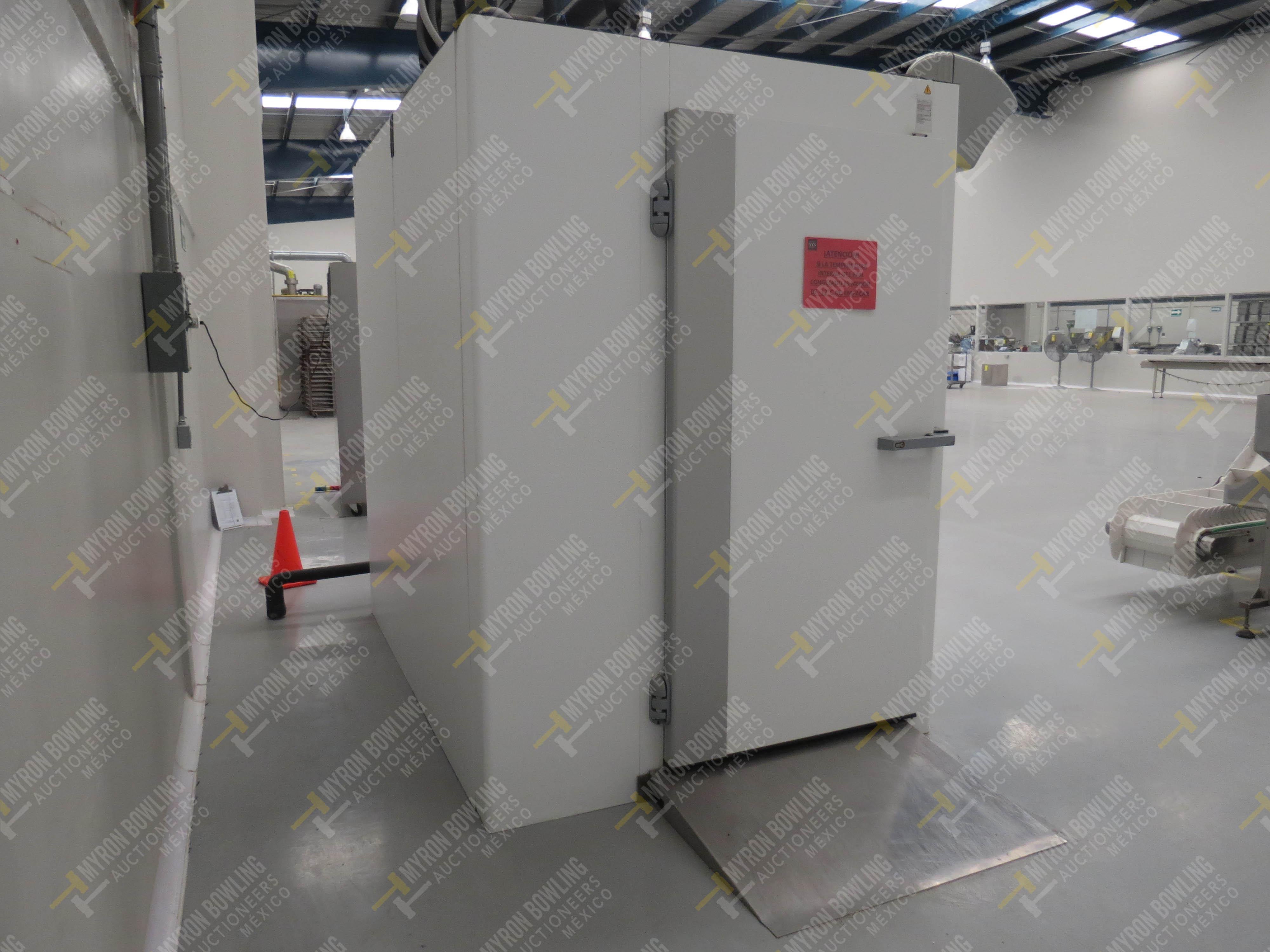 Túnel de congelación de alimentos marca Criocabin, Modelo G130020, No. de Serie 29535666 … - Image 4 of 12