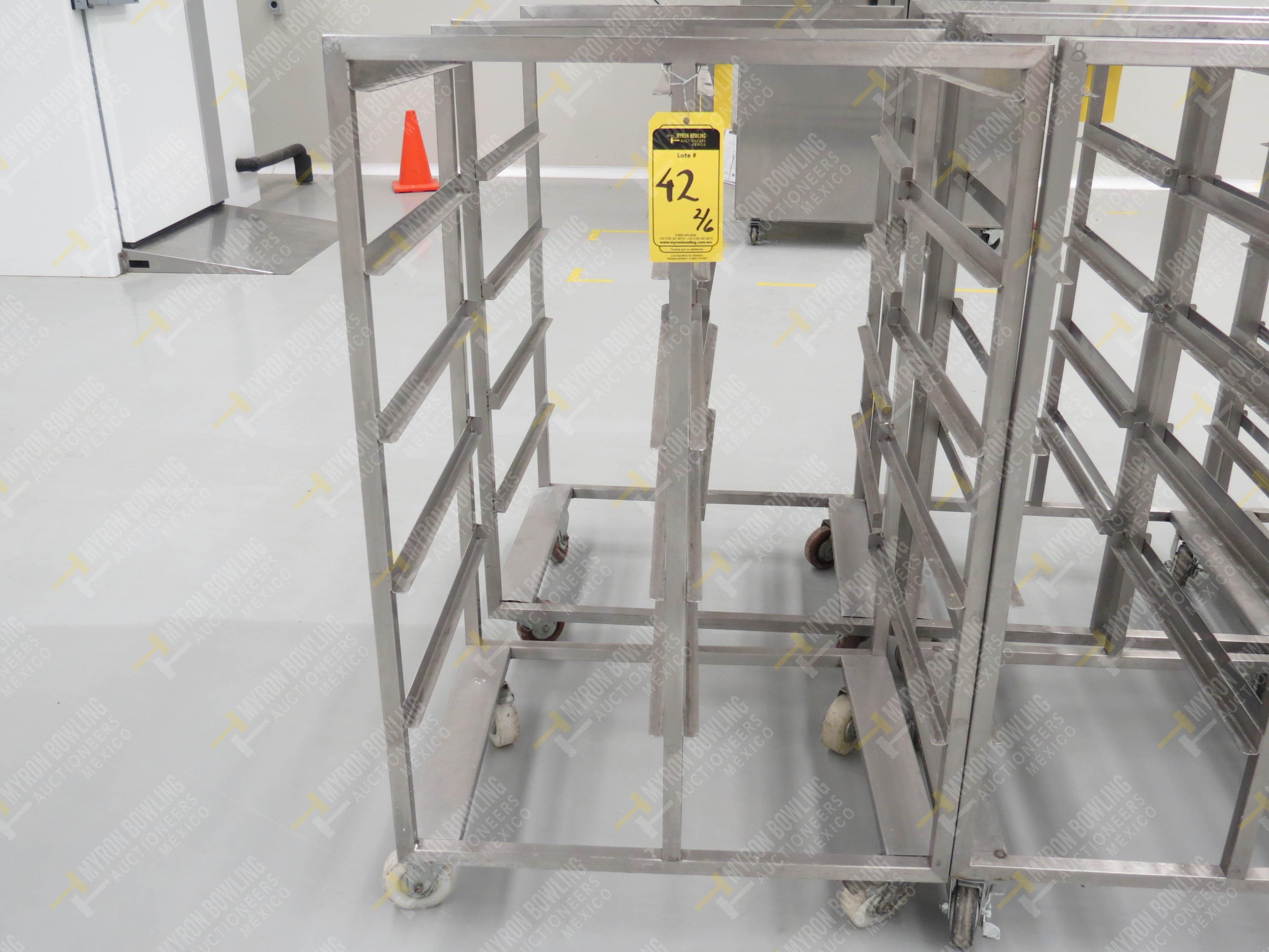 Túnel de congelación de alimentos marca Criocabin, Modelo G130020, No. de Serie 29535666 … - Image 6 of 12