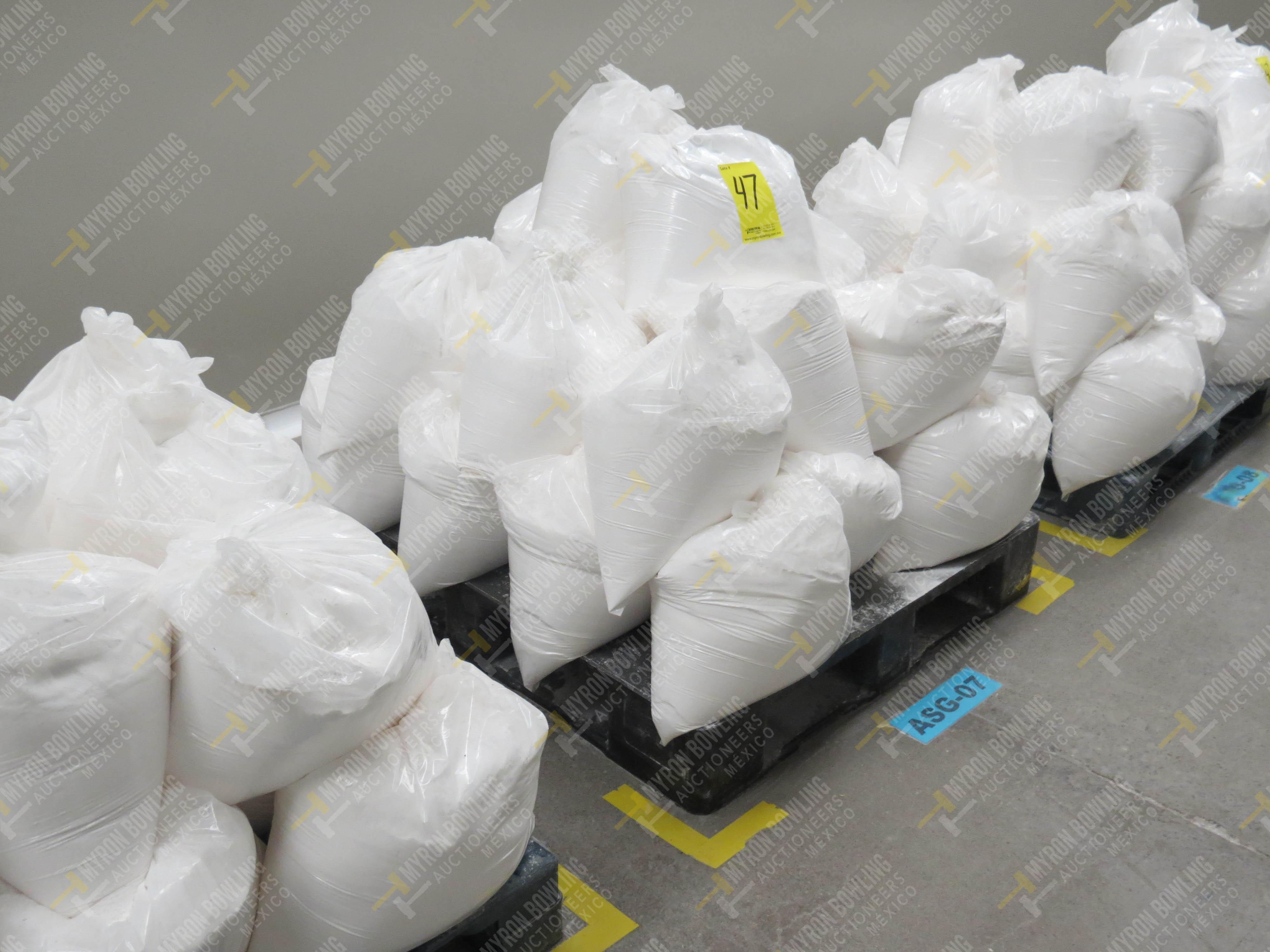 Lote de 7 tarimas de Almidón de yuca cernido aproximadamente 1.5 toneladas, una tarima … - Image 3 of 8