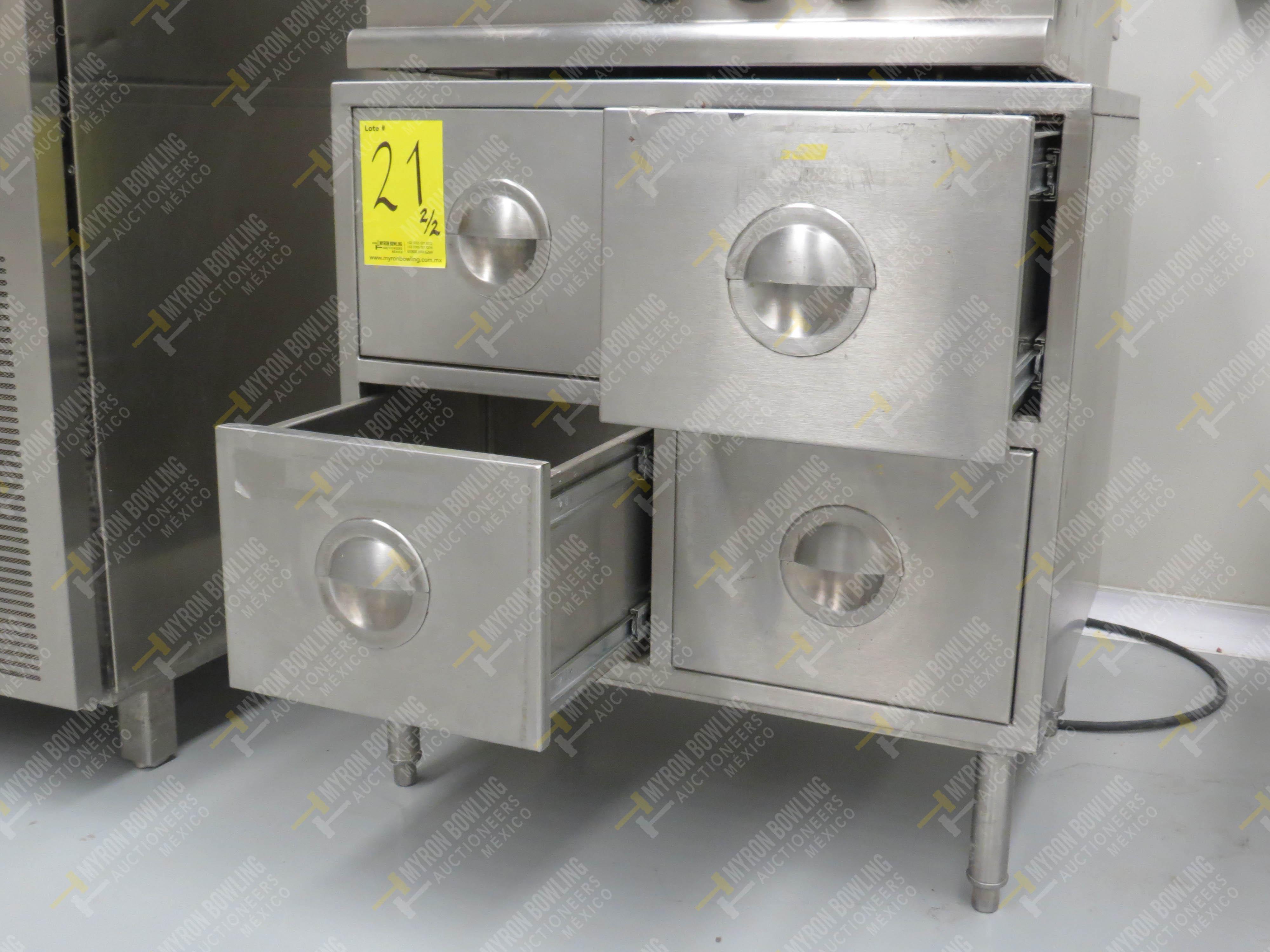 Estufa eléctrica de cuatro quemadores marca Electrolux de medidas 70 x 70 x 30 cm, … - Image 6 of 6