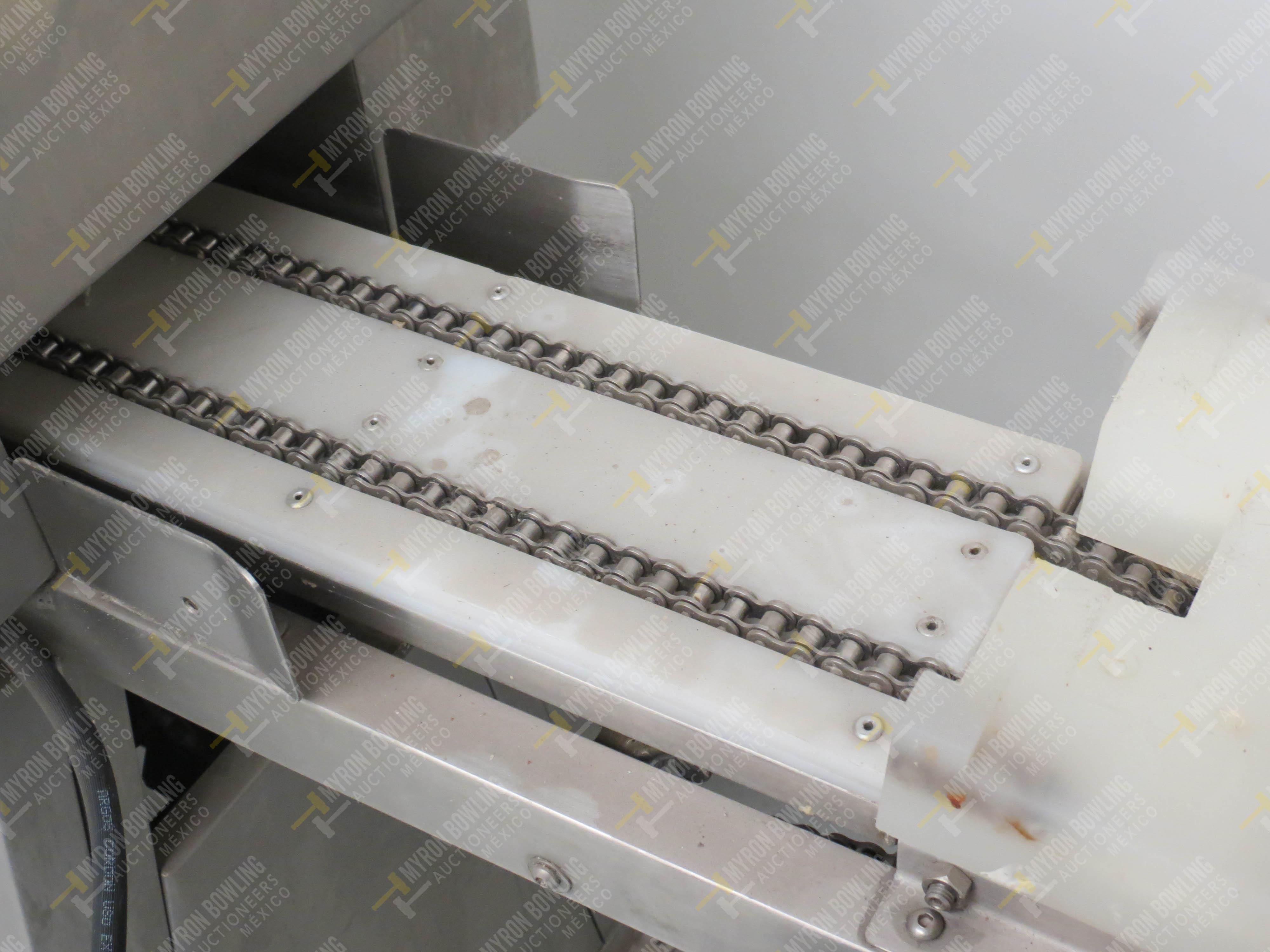 Dosificador de masa marca JMF Tecnología LTDA, Modelo 20012-ESP, No. de Serie 8063201647 - Image 5 of 7