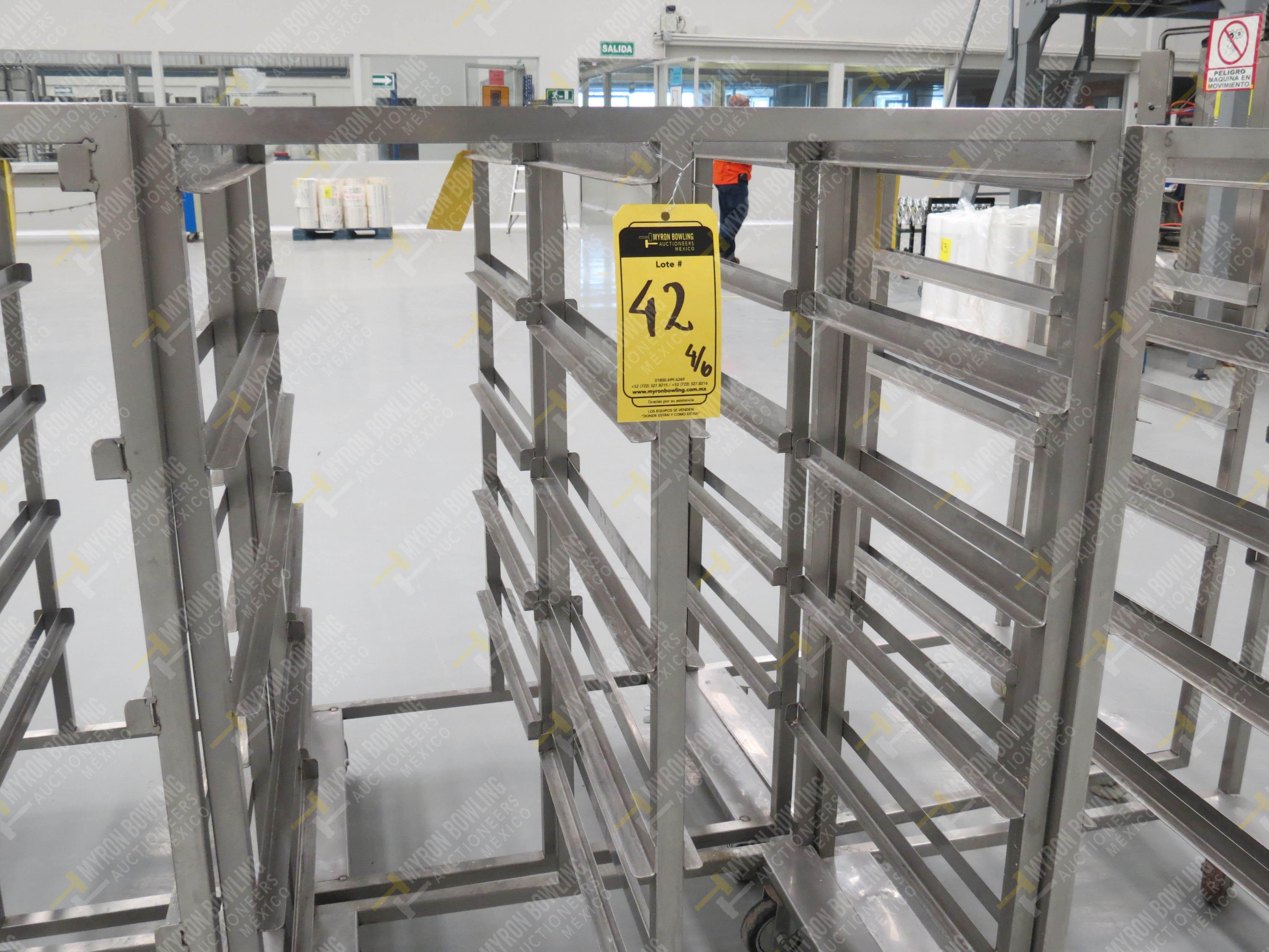 Túnel de congelación de alimentos marca Criocabin, Modelo G130020, No. de Serie 29535666 … - Image 9 of 12