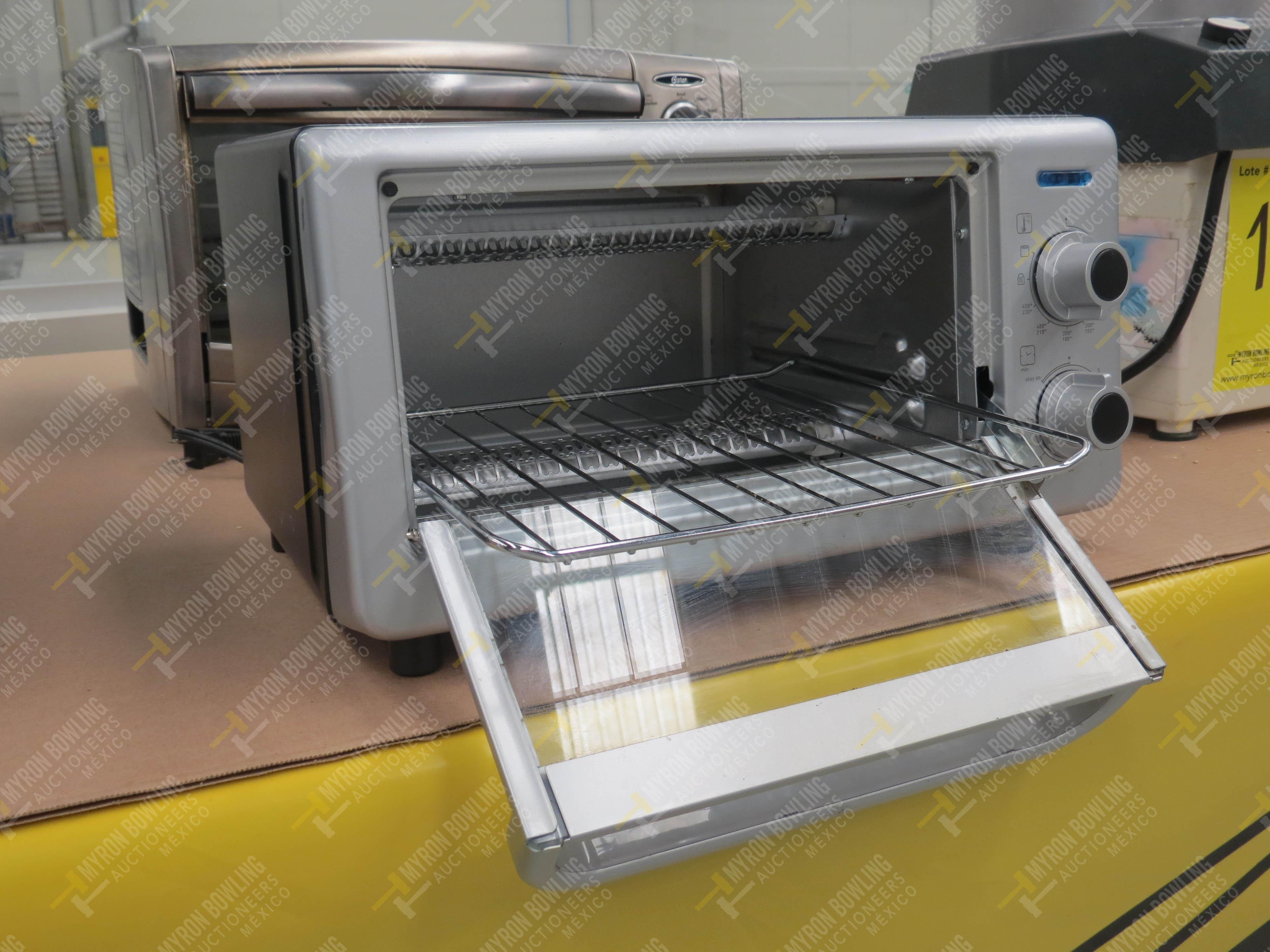 1 Horno eléctrico marca T-fal, Modelo OF160850 No. de Serie T066 y 1 Horno de microondas - Image 3 of 5