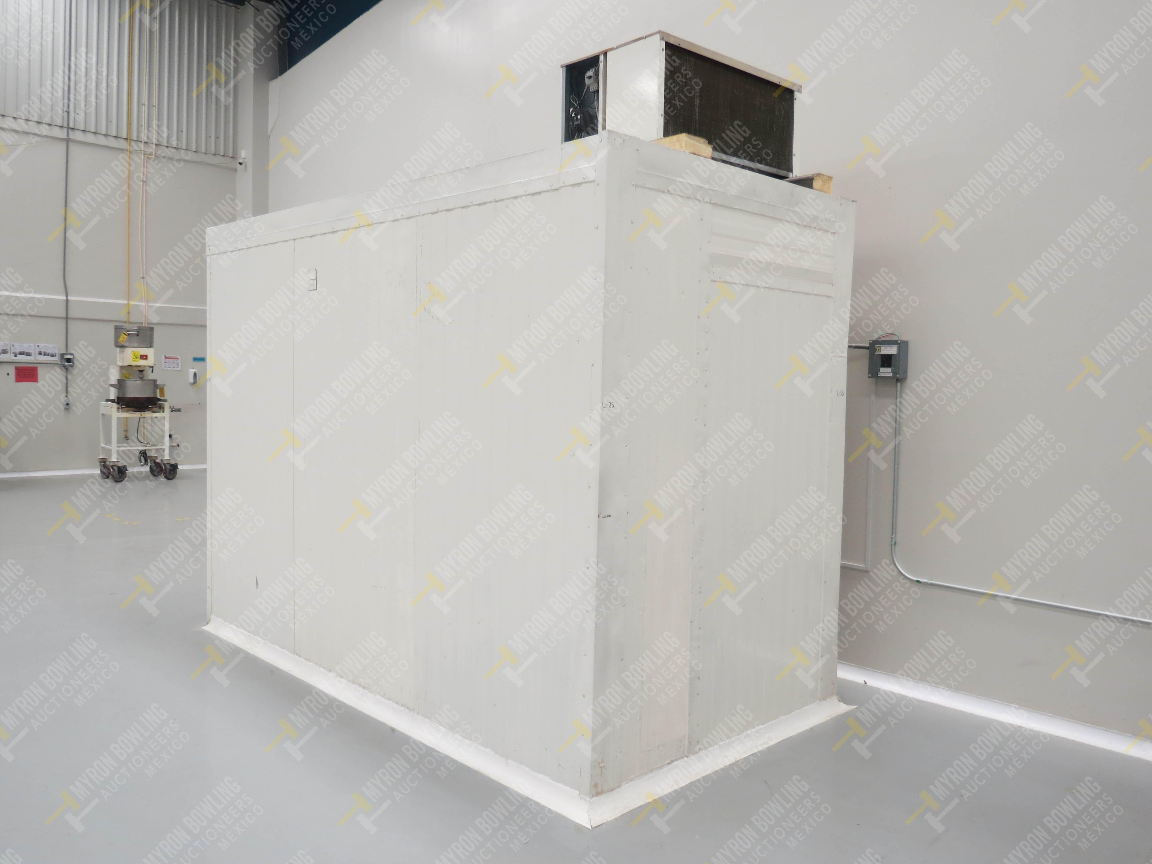 Cámara de conservación de alimentos marca Heatcraft, Modelo TL53BG, No. de Serie D07C01703 - Image 4 of 4