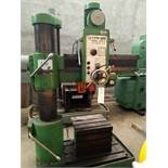 TAI PIIN Radial drill Model TPR-80 S/N 8147/ Taladro radial