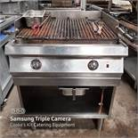ANGELO PO 190GRG Natural Gas Chargrill