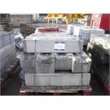 MOCK GRANITE CHANNELS 910x250x200mm x10
