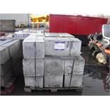 GRANITE BULLNOSED RADIUS BLOCKS 600x300x250mm x17