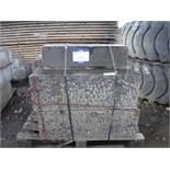 WHIN RADIUS BLOCKS 900x300x300mm x6 BULLNOSED WHIN STEP 840x300x200mm x1