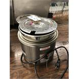 Standex Counter Top Warmer w/Extra Insert
