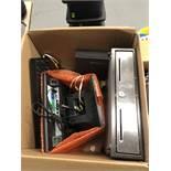 {LOT} POS System c/o: PAR #M5100 Touchscreen w/Cash Drawer, Sentry Safe, Thermal Printer & Battery