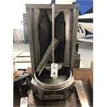 AutoDoner #3PG Gas Vertical Broiler Rotisserie Gyro Cooker, 120V, 60 Hz, 1 Amp, 30,000 BTU,
