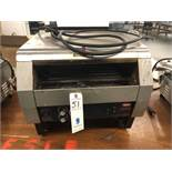 Hatco #TQ-18008 Adjustable Speed Toast Quick Commercial Electric Toaster, Single Phase, 4650 Watt,