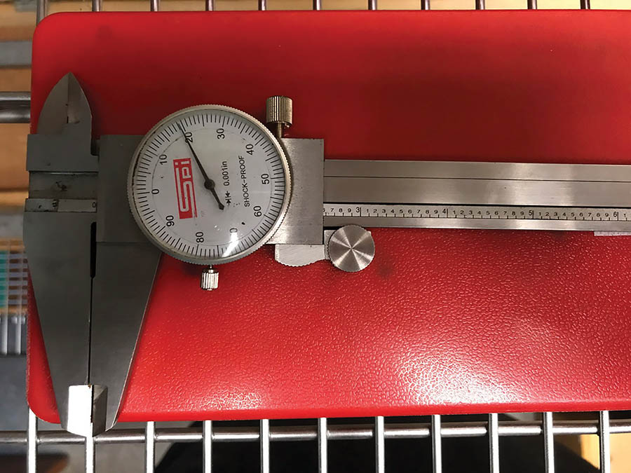 (X4) DIAL CALIPERS, (2) 12'' SPI, (1) 12'' FOWLER, & (1) 6'' FOWLER - Image 2 of 4