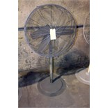 Lot 53 - PEDESTAL SHOP FAN, 30""