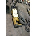 Lot 34 - LOT OF ELECTRIC HAMMER DRILLS