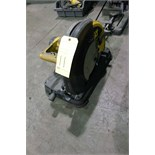 ELECTRIC CHOP SAW, DEWALT, 14""