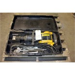 ELECTRIC JACK HAMMER, DEWALT