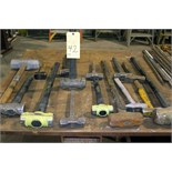 Lot 42 - LOT OF SLEDGE HAMMERS