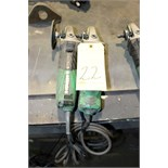 Lot 22 - LOT OF ELECTRIC ANGLE GRINDERS, 4""